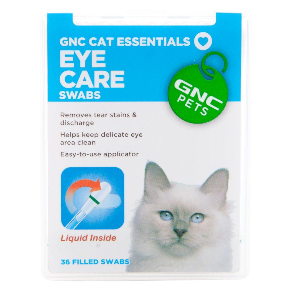 Gnc Pets Eye Care Cat Swabs