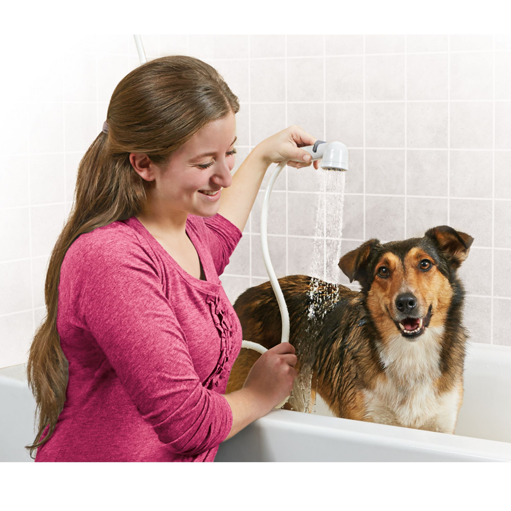Top Paw 3 Way Shower Pet Sprayer