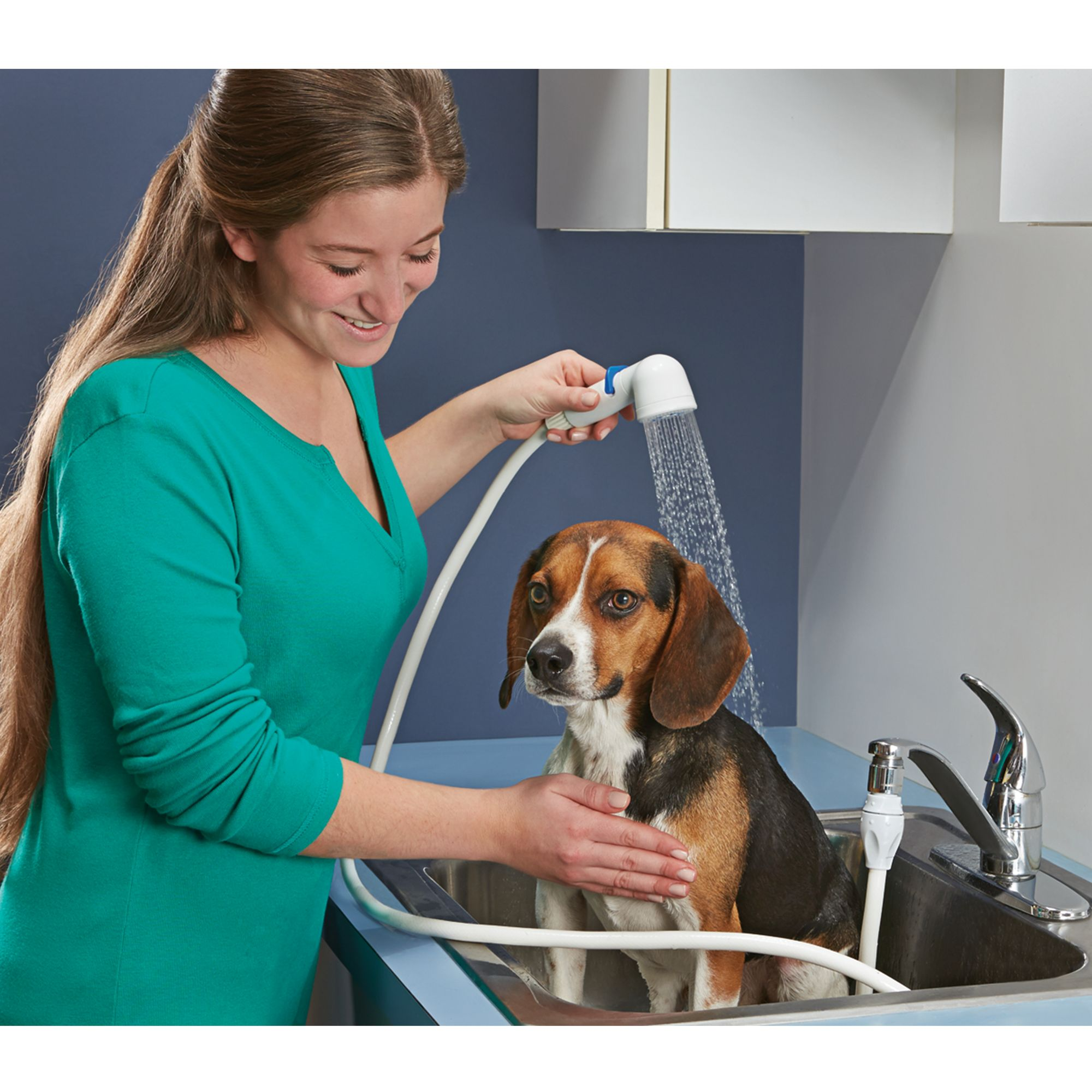 Top Paw 3 Way Faucet Pet Sprayer