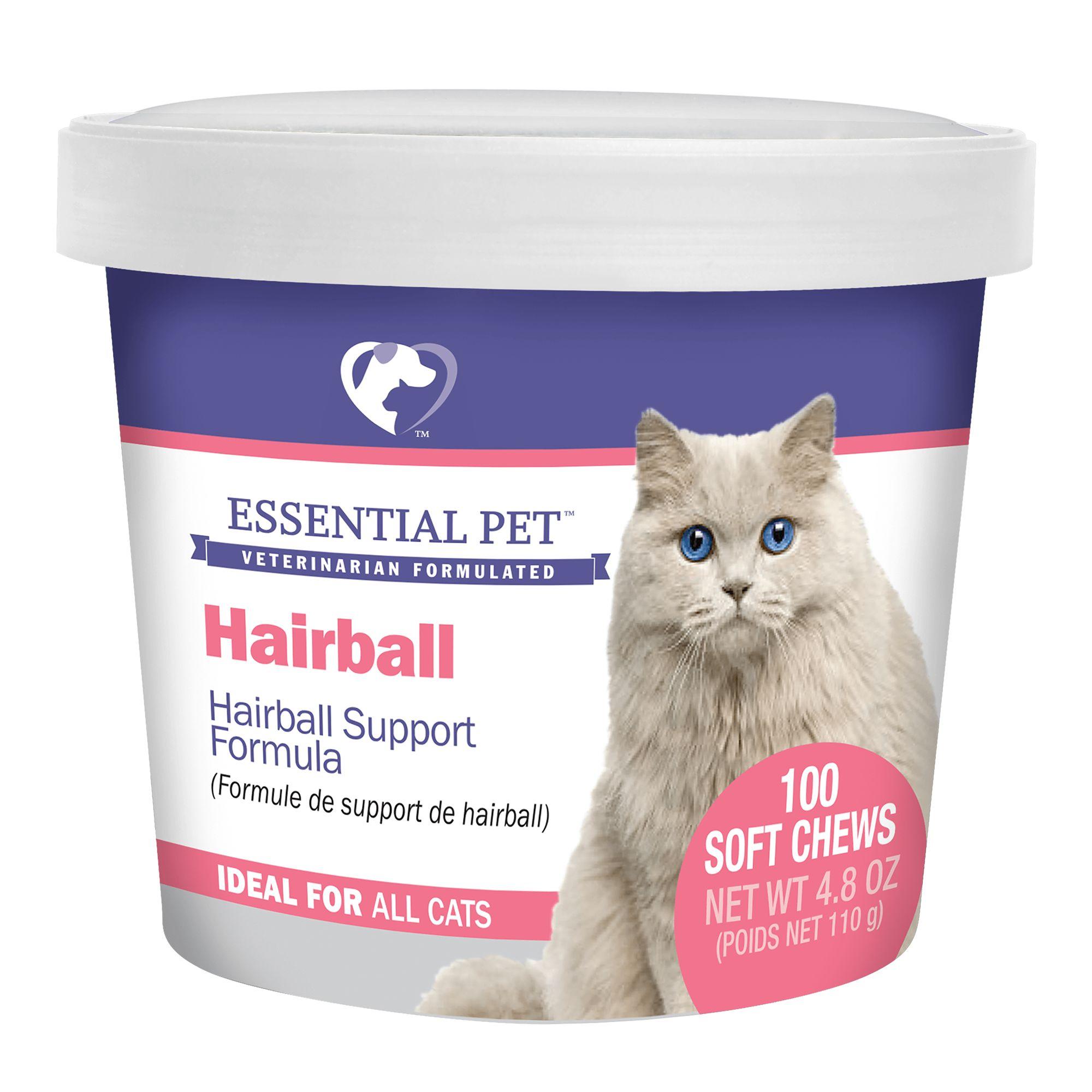 21st Century Hairball Support Cat Chews
