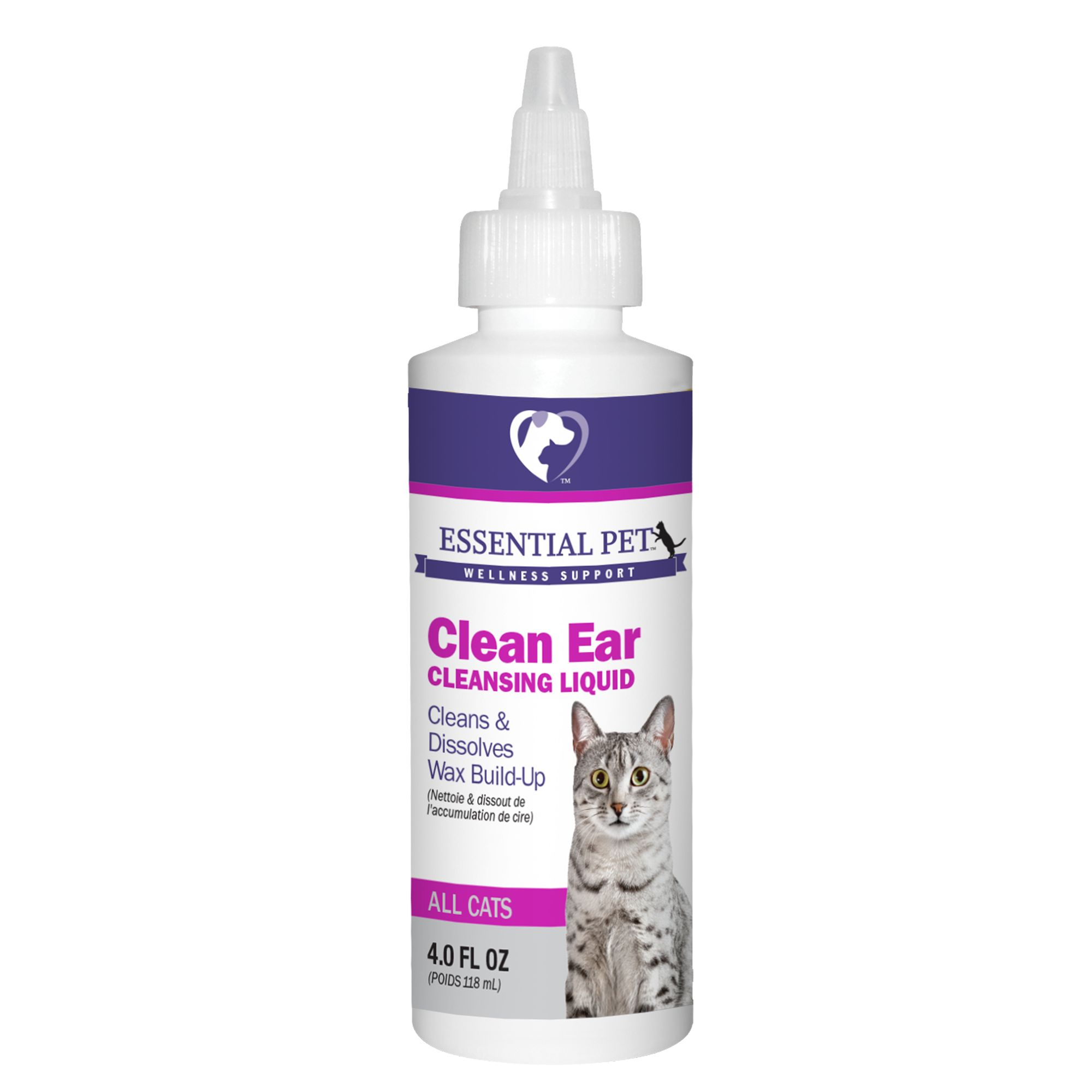 21st Century Clean Ear Cat Formula