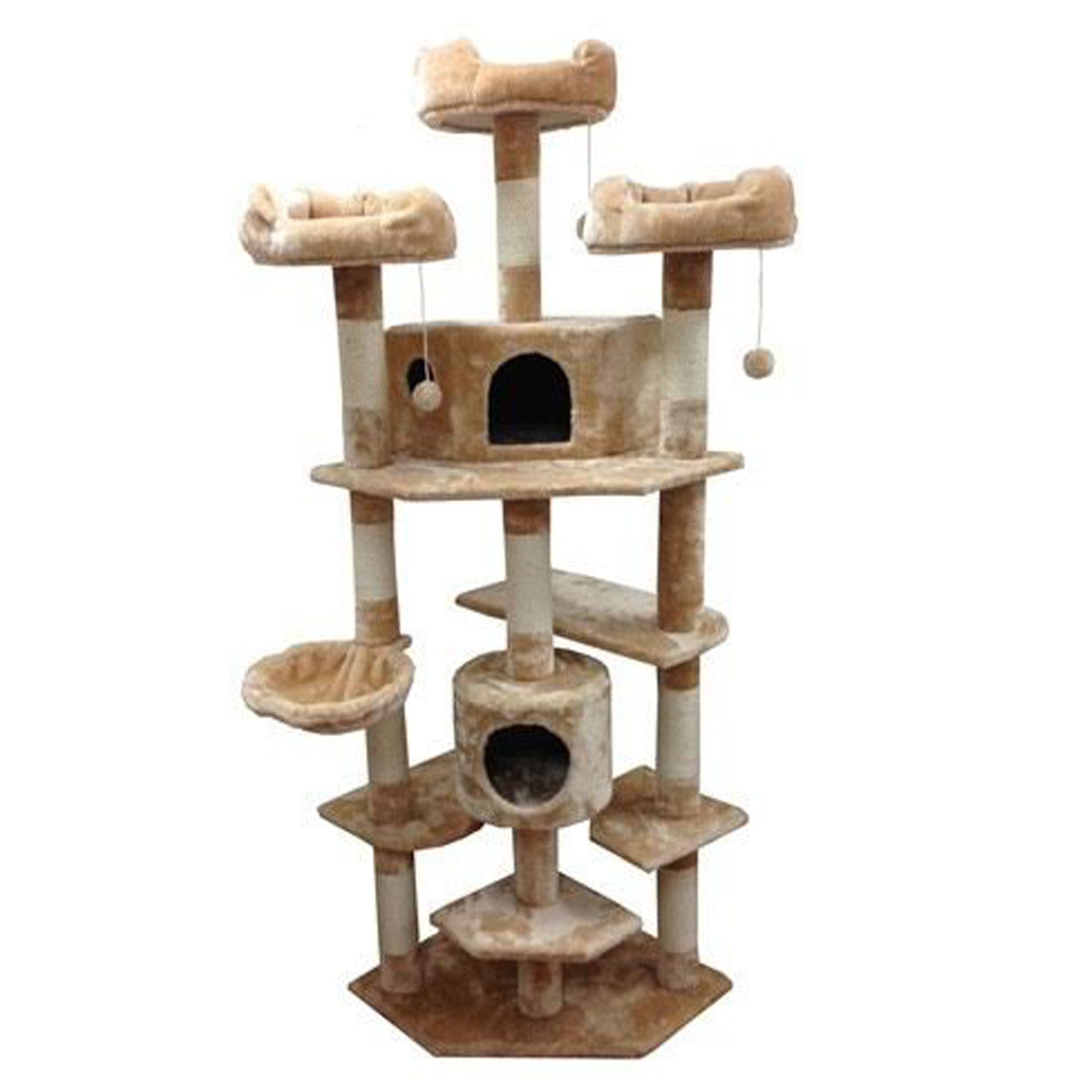 Kitty Mansions Denver Cat Tree