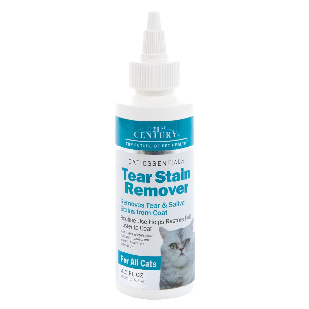 21 Century Cat Tear Stain Remover 21st Century