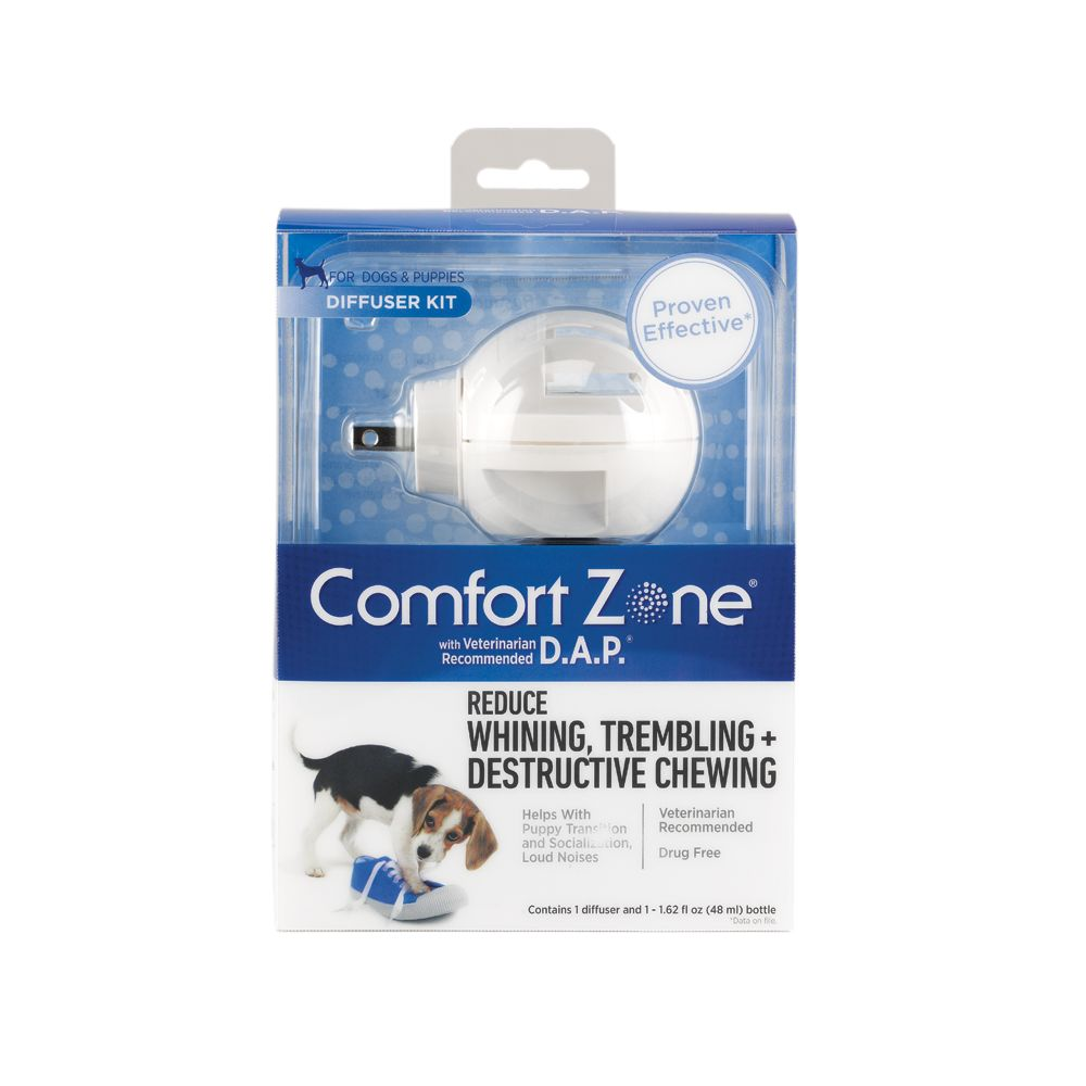 Comfort Zone Whining Trembling And Destructive Chewing Diffuser Dog Spray Size 2.03 Fl Oz