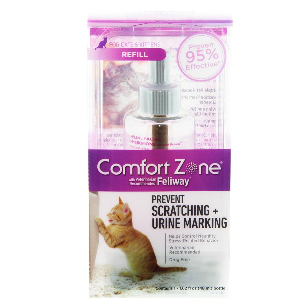 Comfort Zone Feliway Cat Diffuser Refill Size 1 Count
