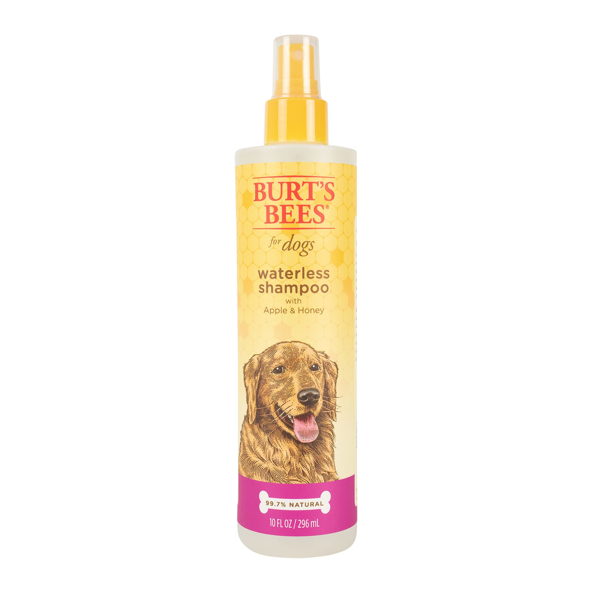 Burts Bees Waterless Dog Spray Shampoo