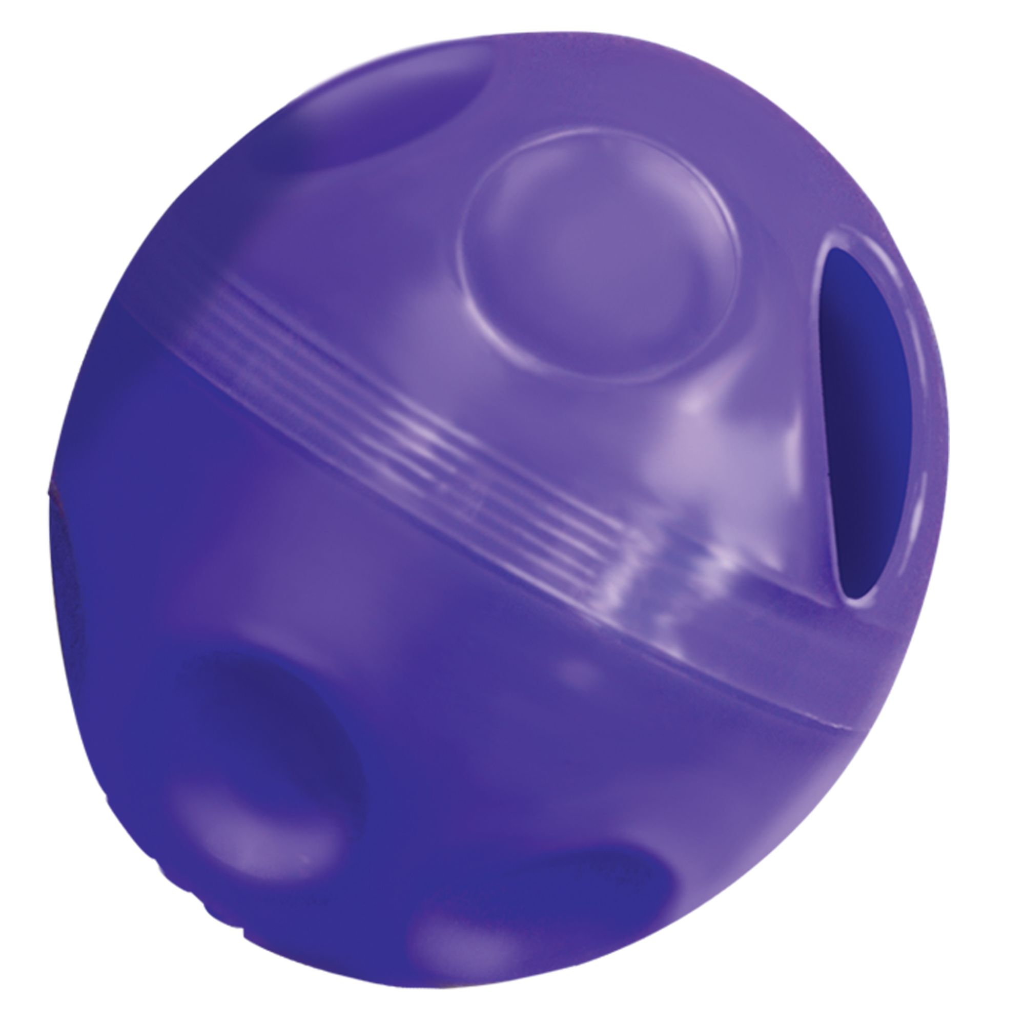 Kong Cat Roller Treat Dispenser Cat Toy, Purple 5193943