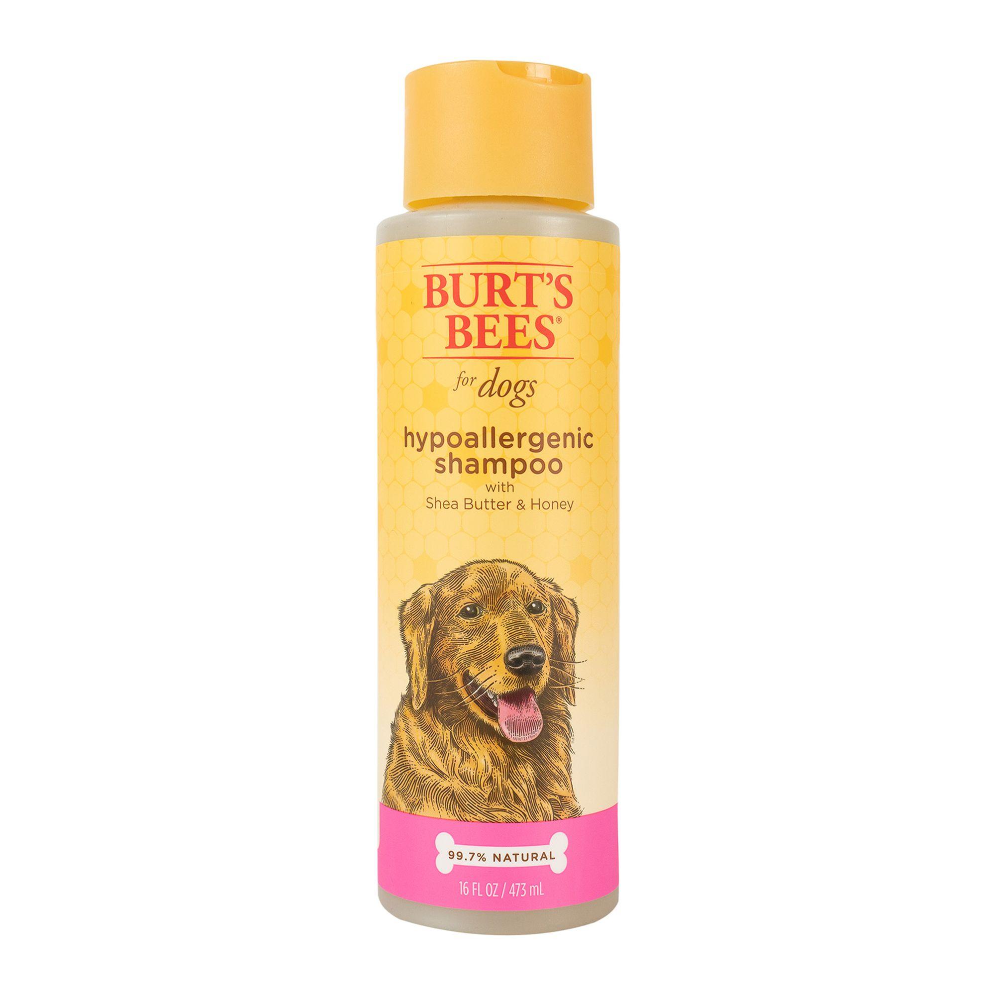 Burts Bees Hypoallergenic Dog Shampoo