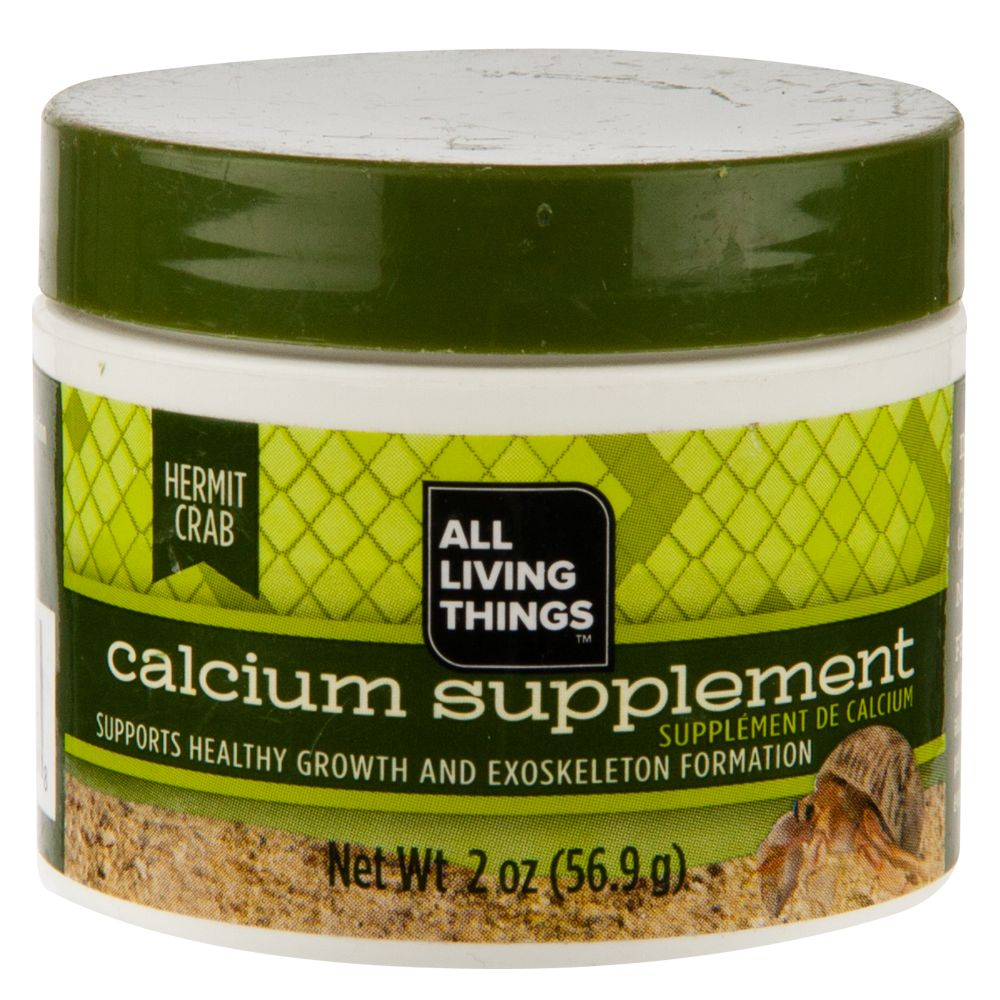 All Living Things Calcium Supplement Size 2 Fl Oz