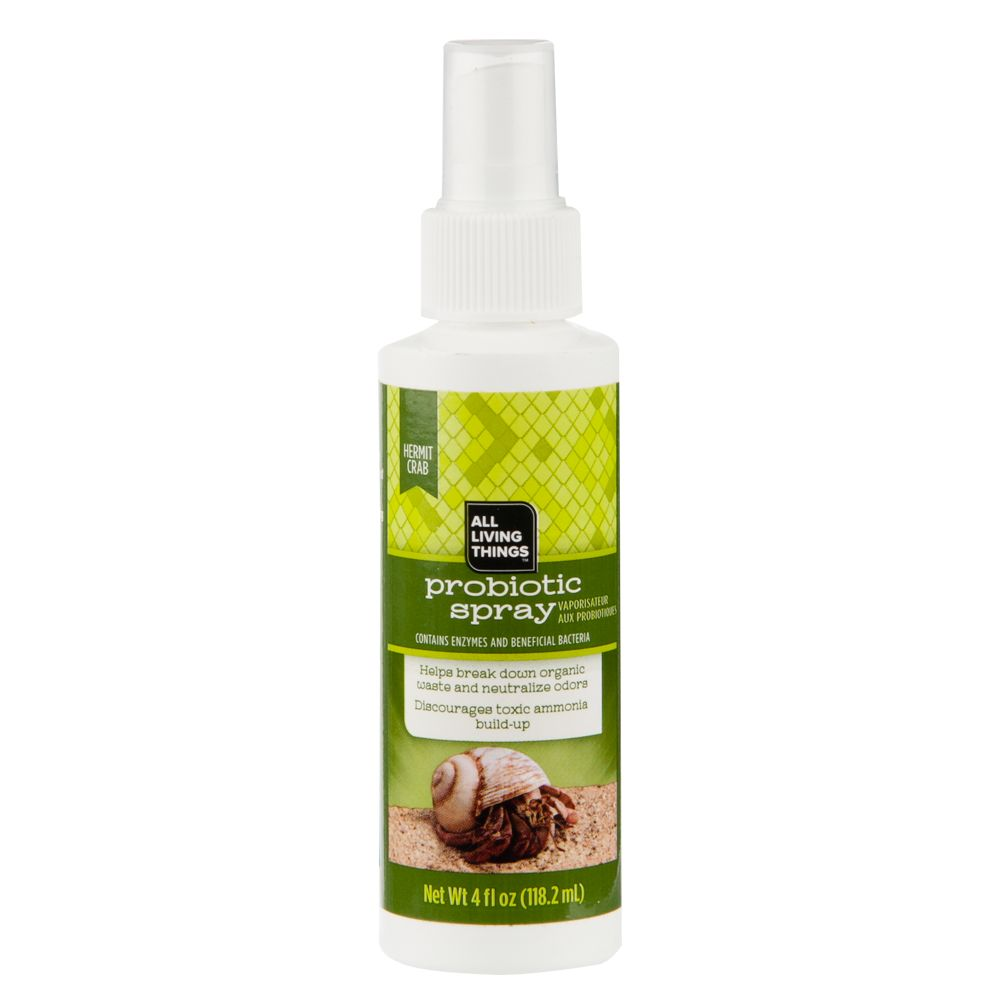 All Living Things Hermit Crab Probiotic Spray