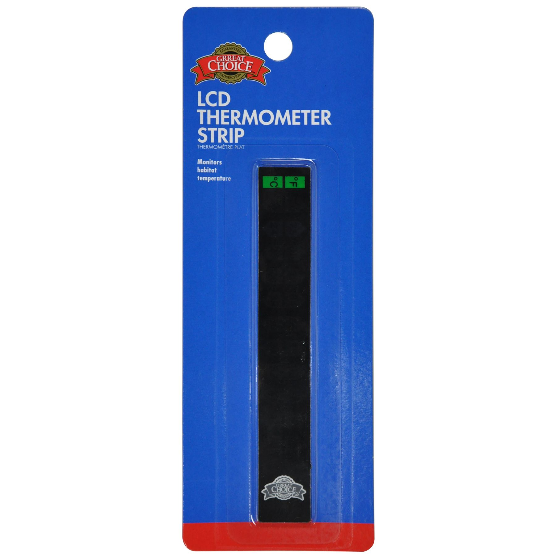 Grreat Choice Lcd Thermometer Strip