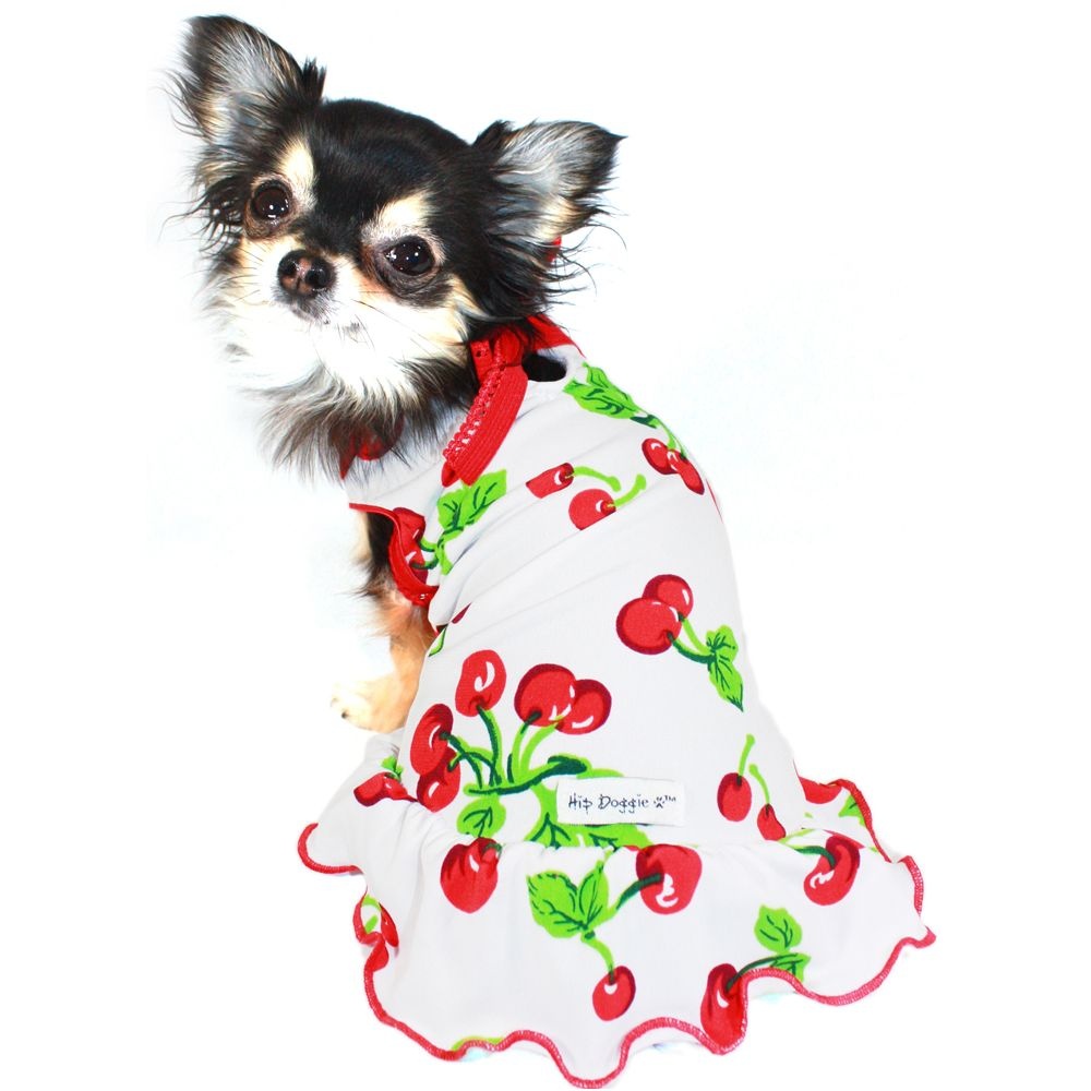 Hip Doggie Very Cherry (Red) Dress size: 2X Small 5196049