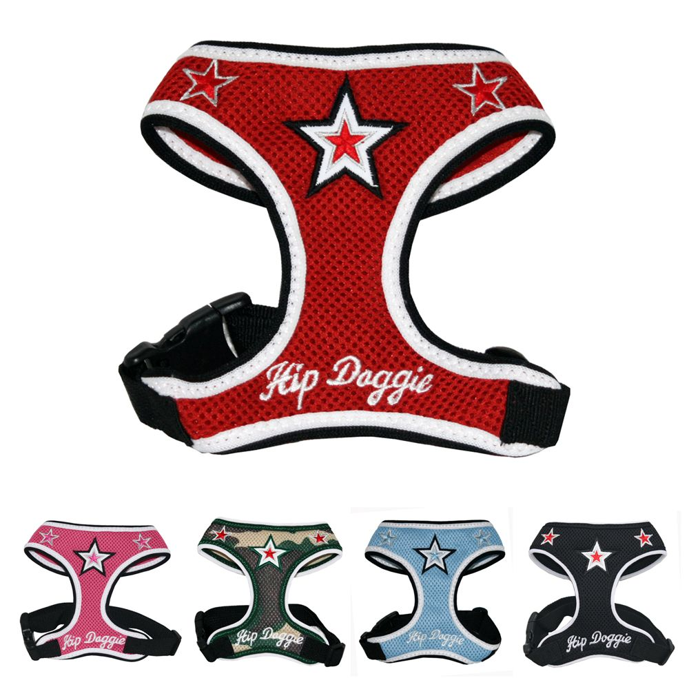 Hip Doggie Super Star Harness Vest For Dogs size: 2X Large,