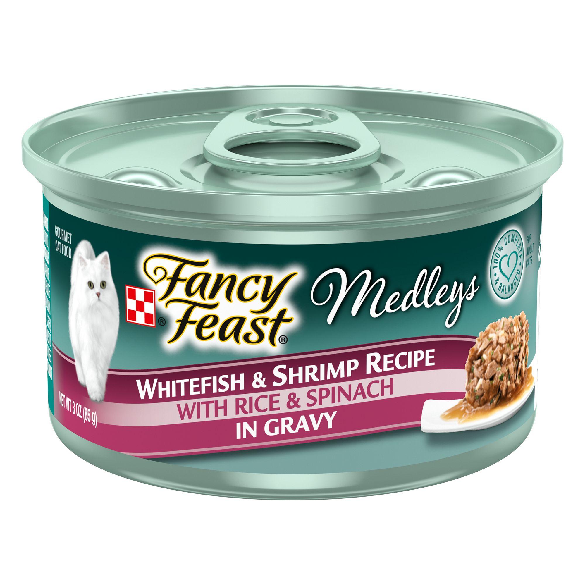 Fancy Feast Medleys Tastemakers Cat Food Size 3 Oz