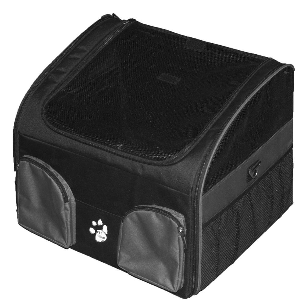 Pet Gear Booster/carrier/car Seat For Pets Size 17.5l X 14w X 13h Red