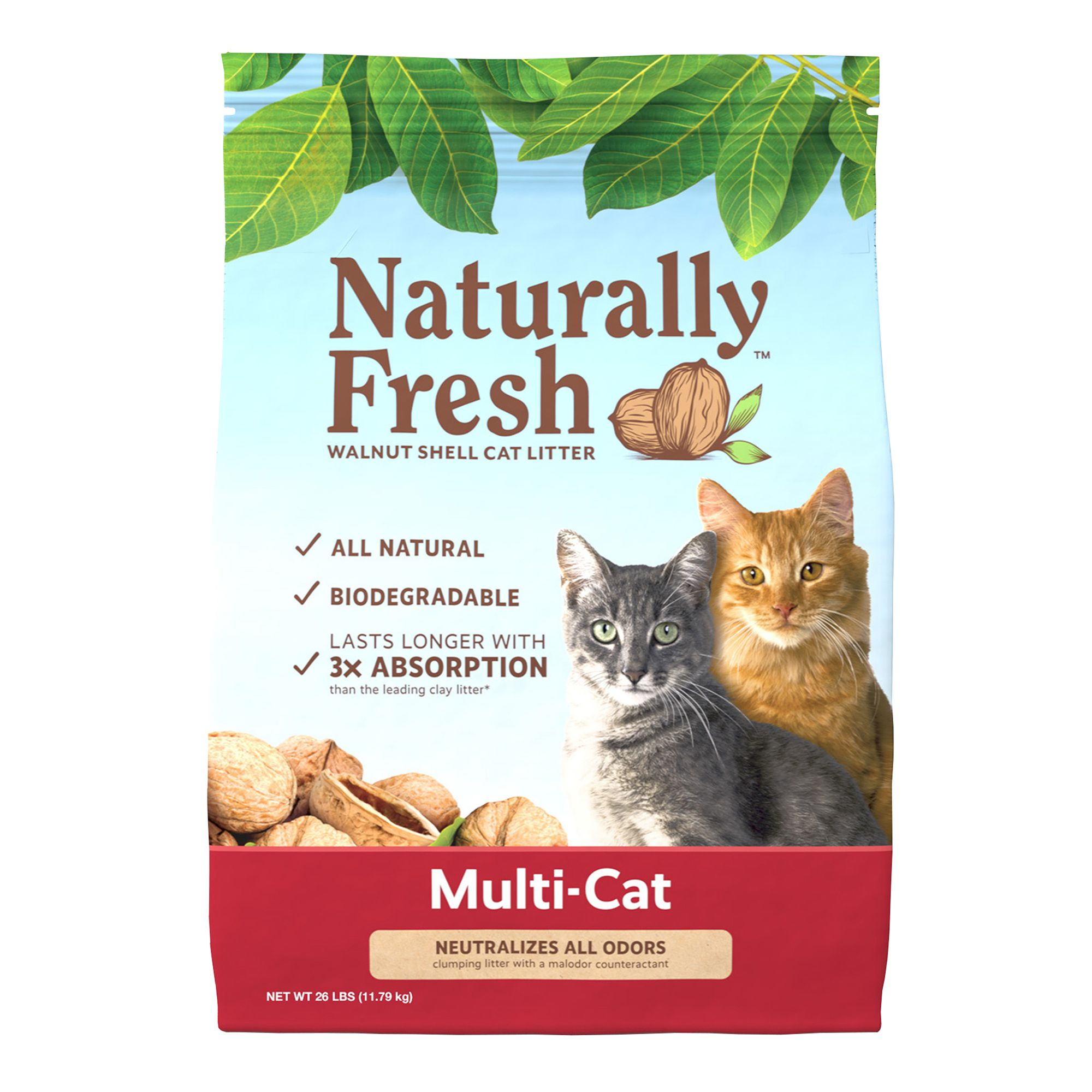 859610008605 Upc Naturally Fresh Multi Cat Litter 26 Lbs