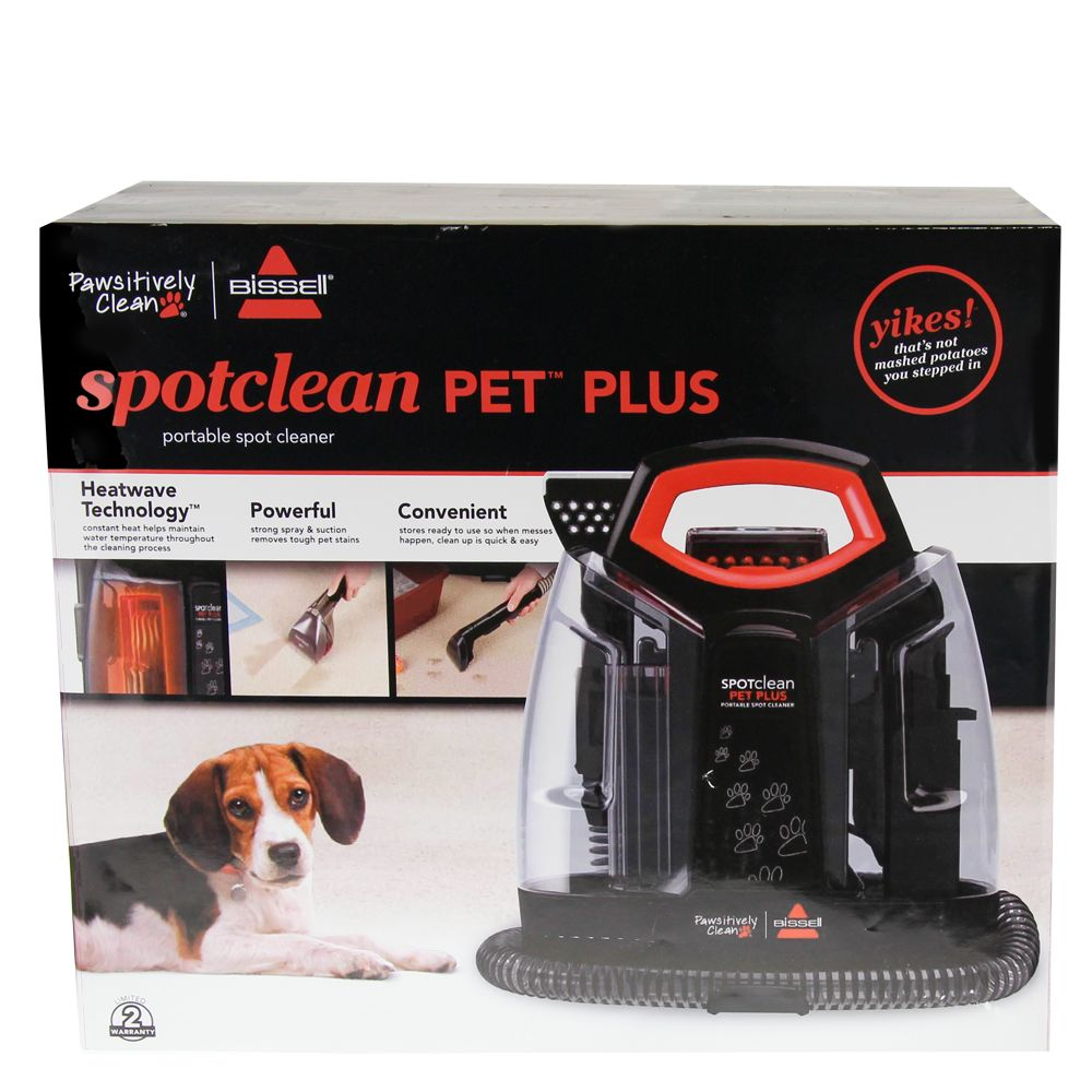 Bissell Spotclean Pet Added Portable Spot Cleaner size: 8 Fl Oz