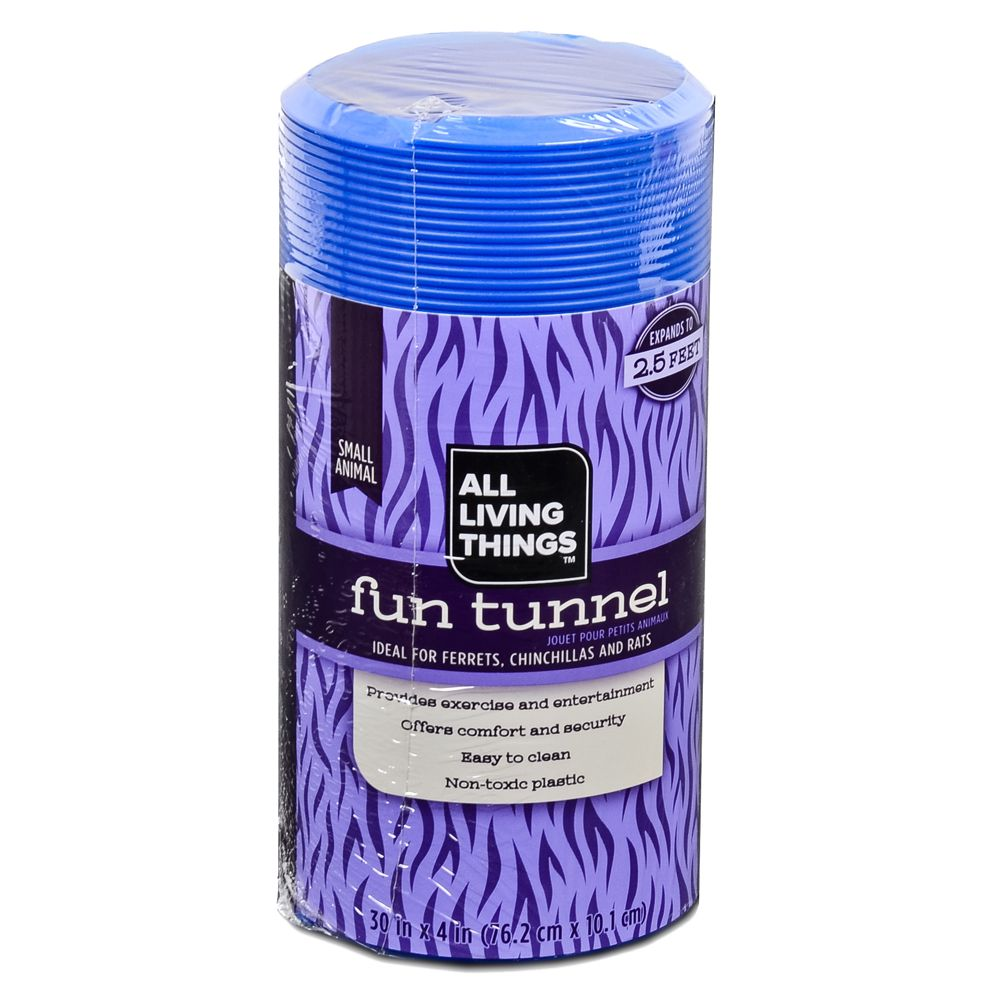All Living Things® Fun Tunnel Small Pet Tunnel size: Medium 5200154