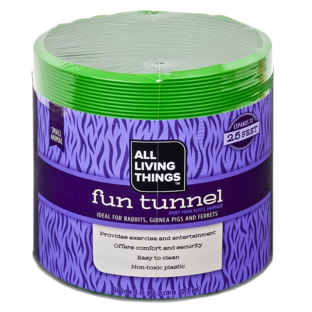 All Living Things® Fun Tunnel Small Animal Tunnel size: Small 5200224