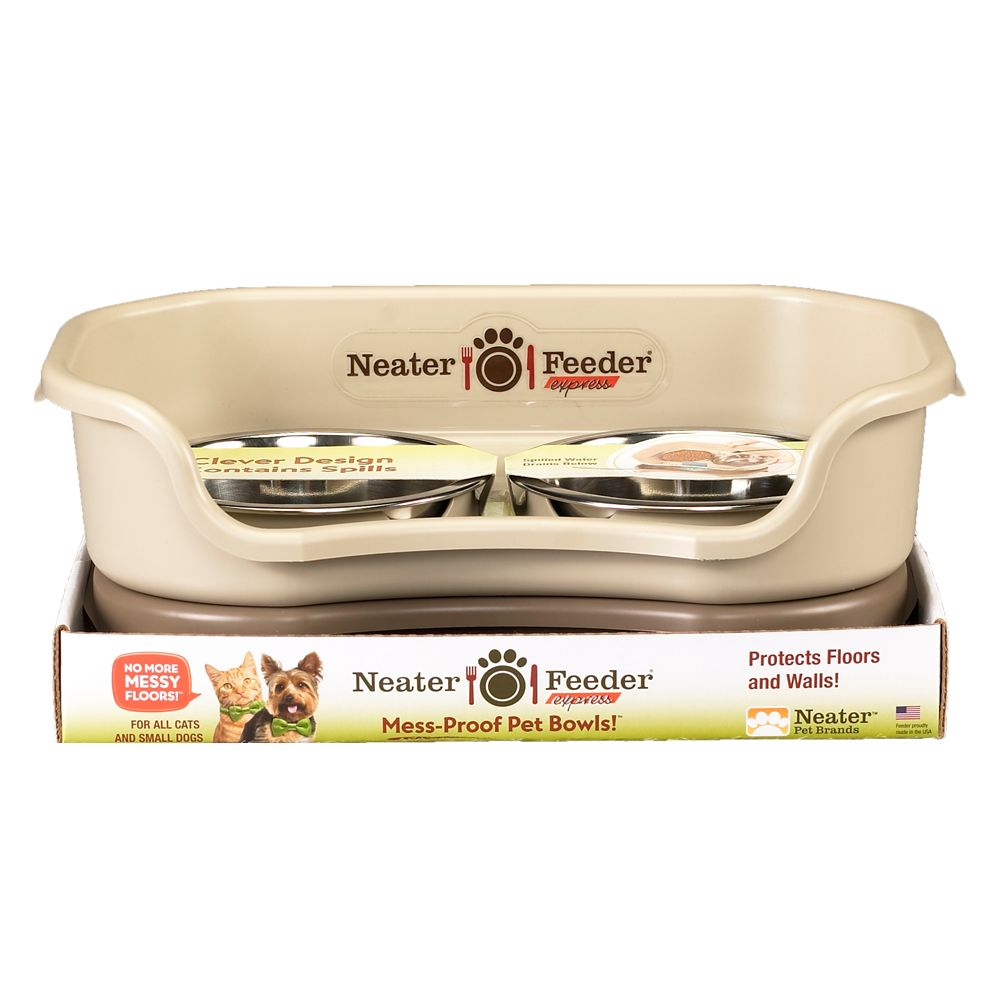"Neater Feeder Express Elevated Pet Bowl size: 12.9""L x 8.75""W x 4.75""H 5202076"
