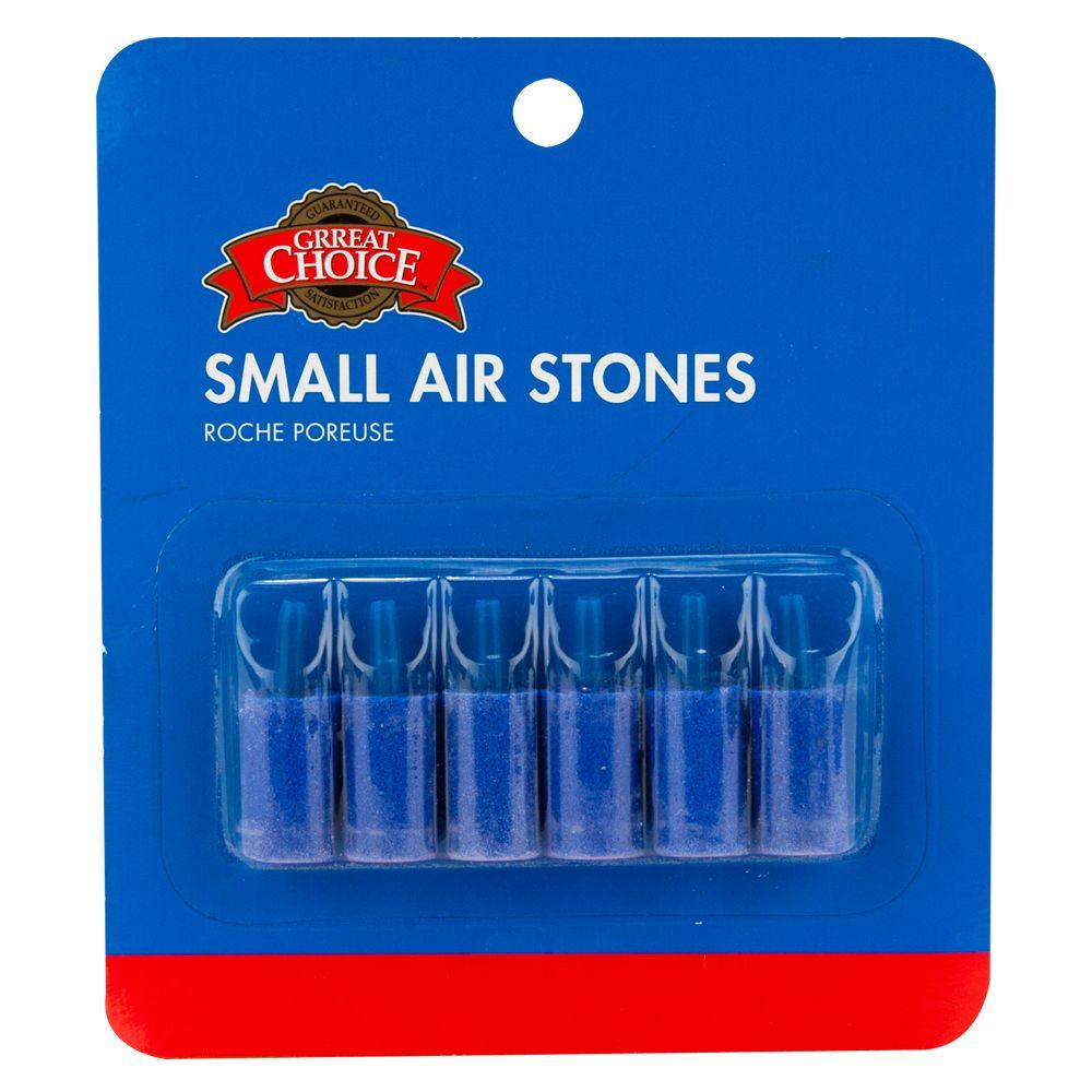 Grreat Choice Air Stone Size 6 Count