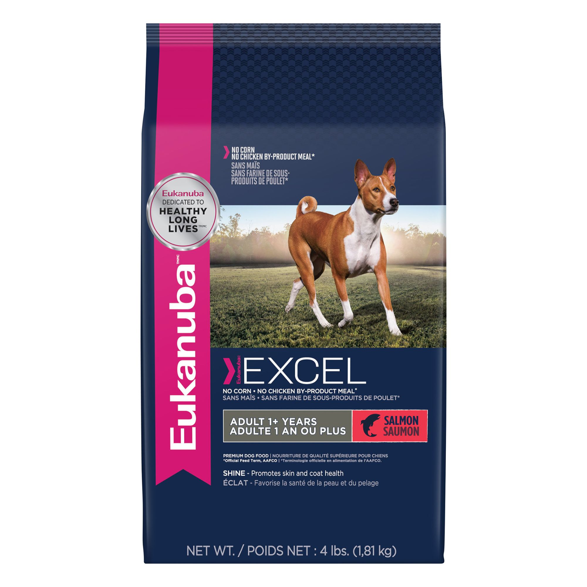 Eukanuba Excel Premium Adult Dog Food size: 4 Lb 5203860