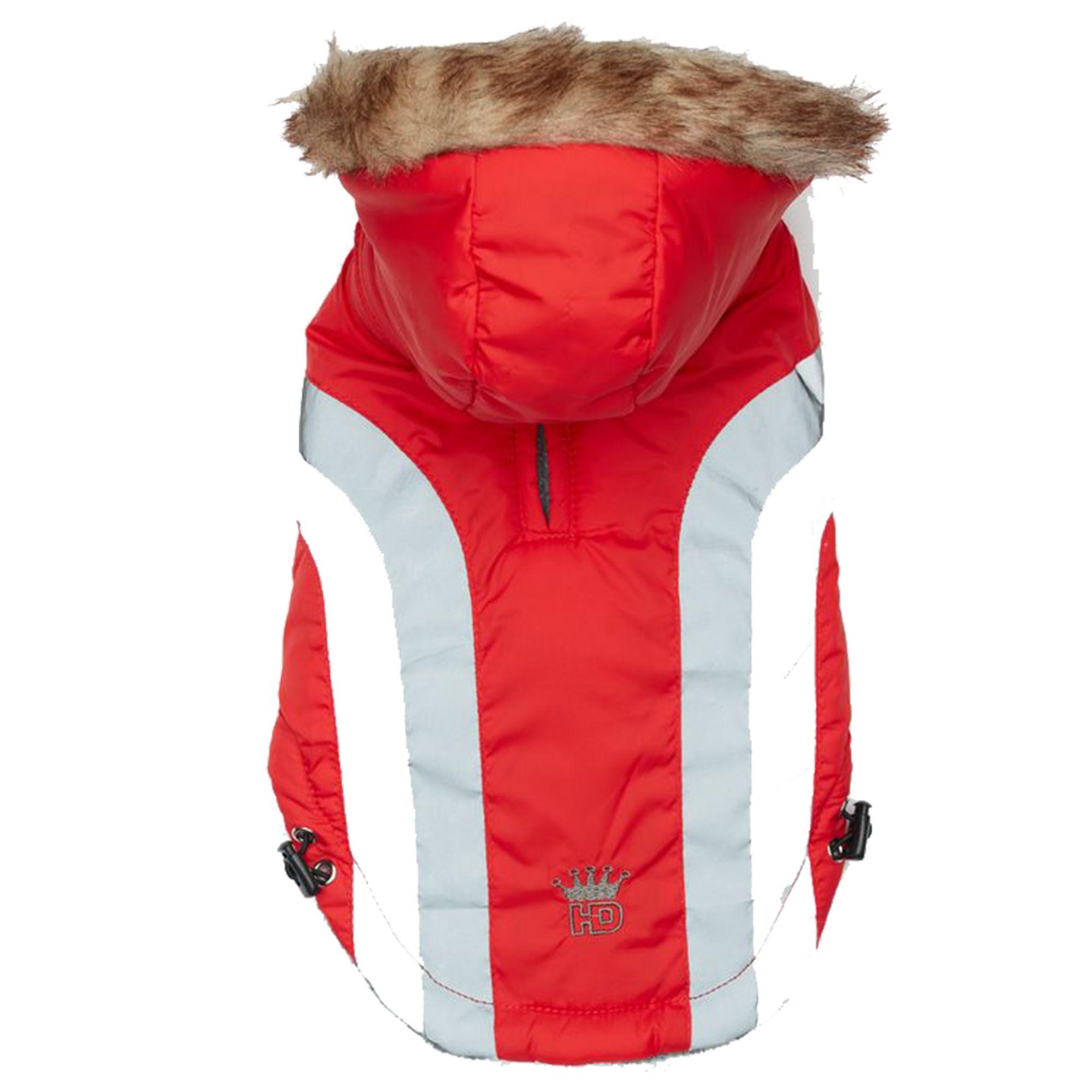 Hip Doggie Swiss Alpine Ski Vest size: X Small, Red 5206276