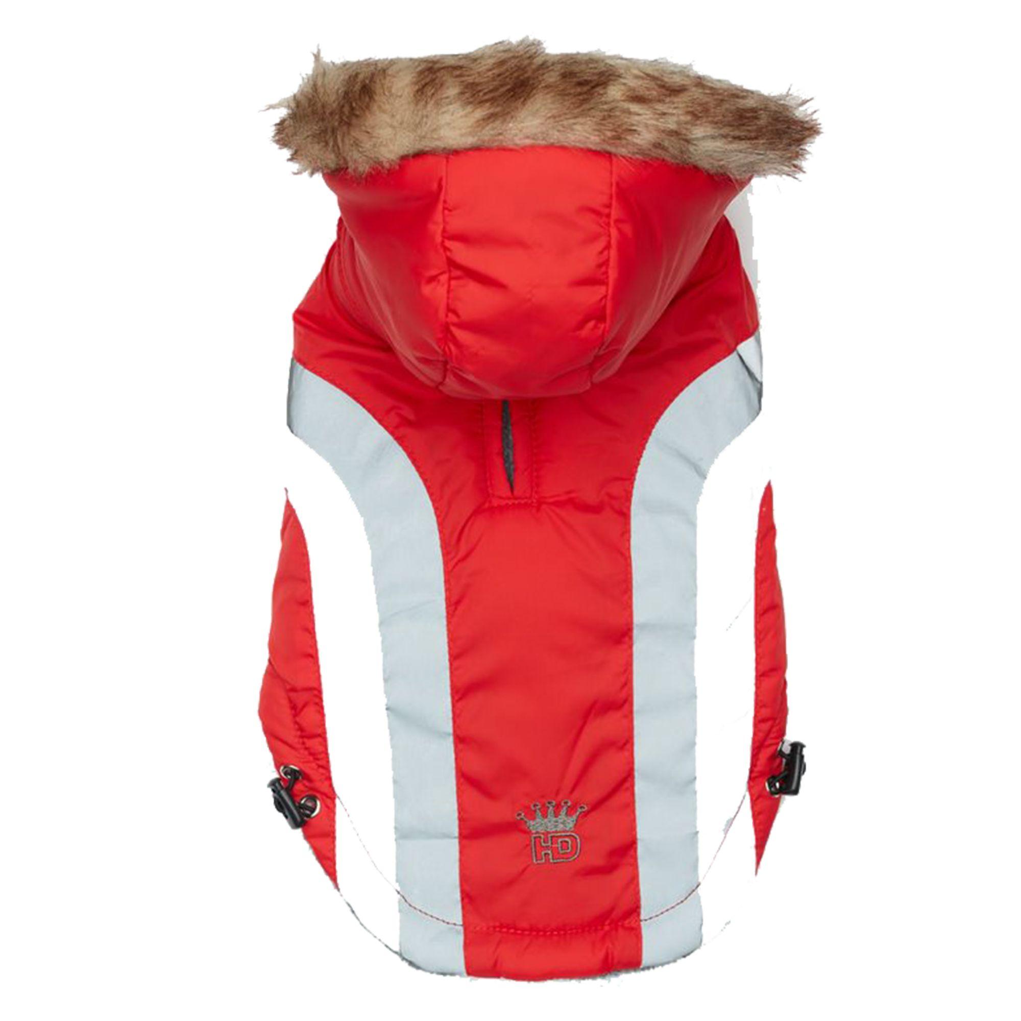 Hip Doggie Swiss Alpine Ski Vest size: Small, Red 5206277