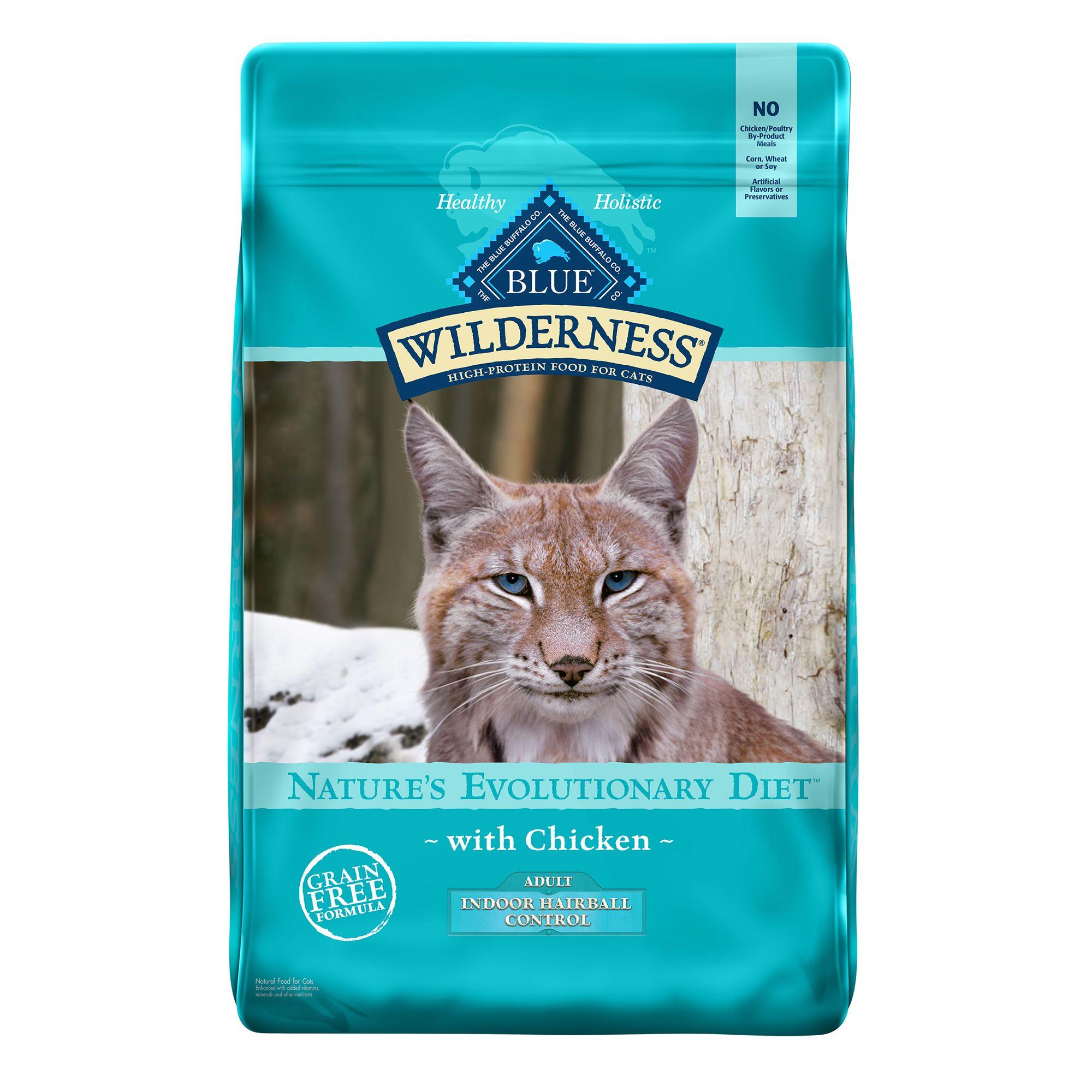 Blue Buffalo Indoor Cat Food Petsmart