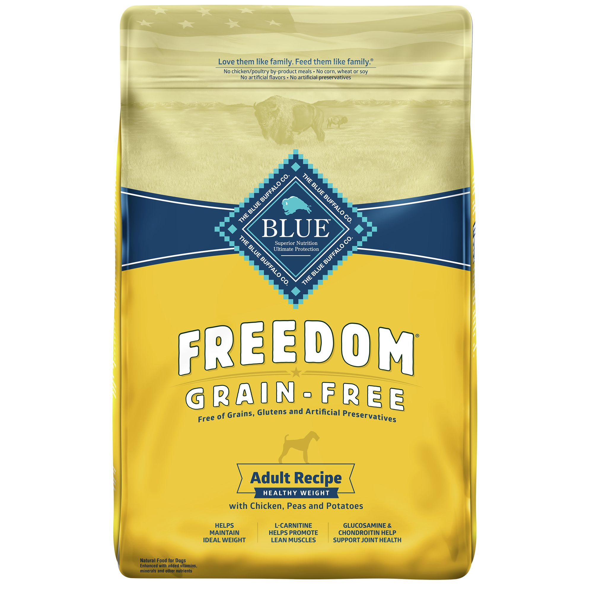 Petsmart Blue Freedom Dog Food