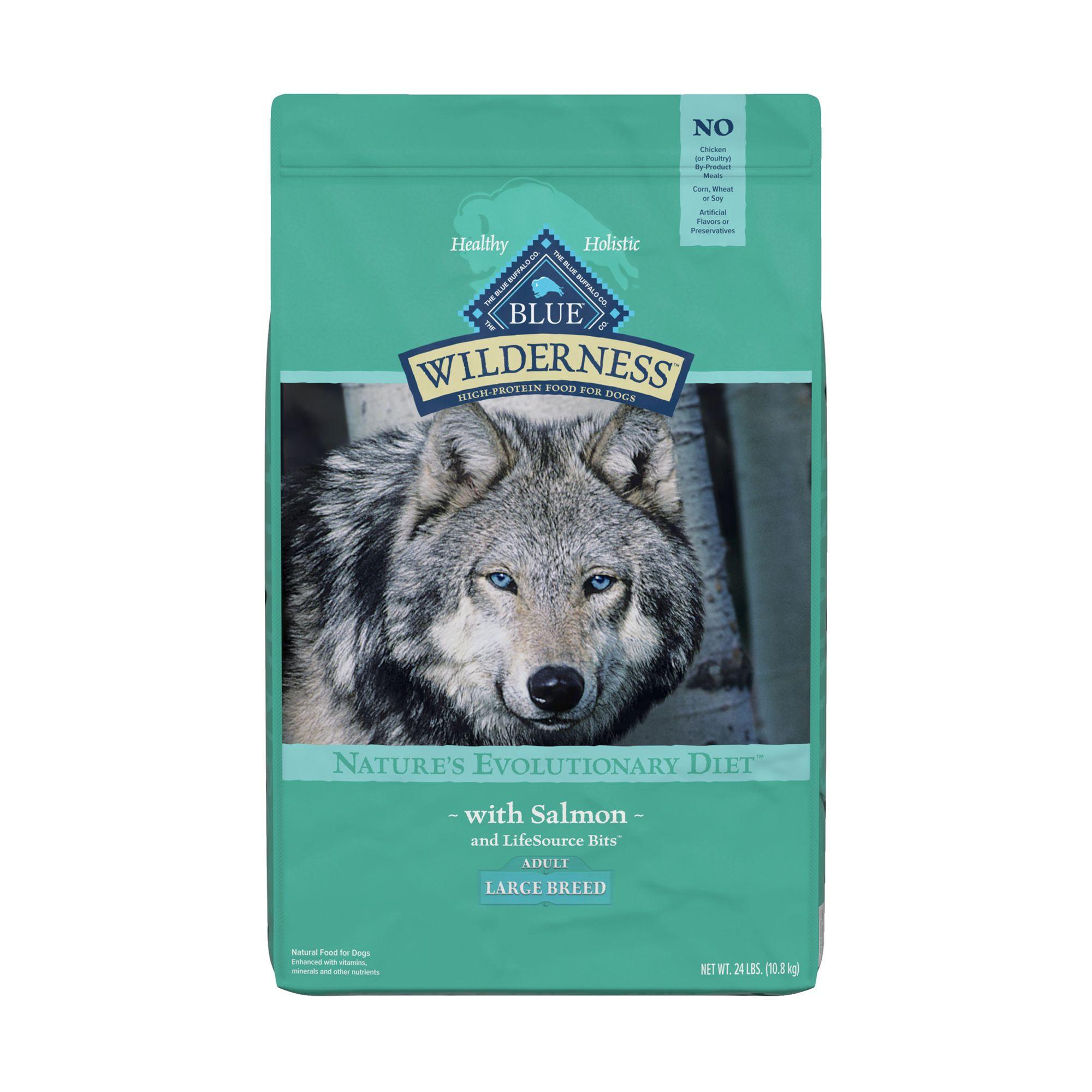 Amazon Blue Buffalo Grain Free Dog Food
