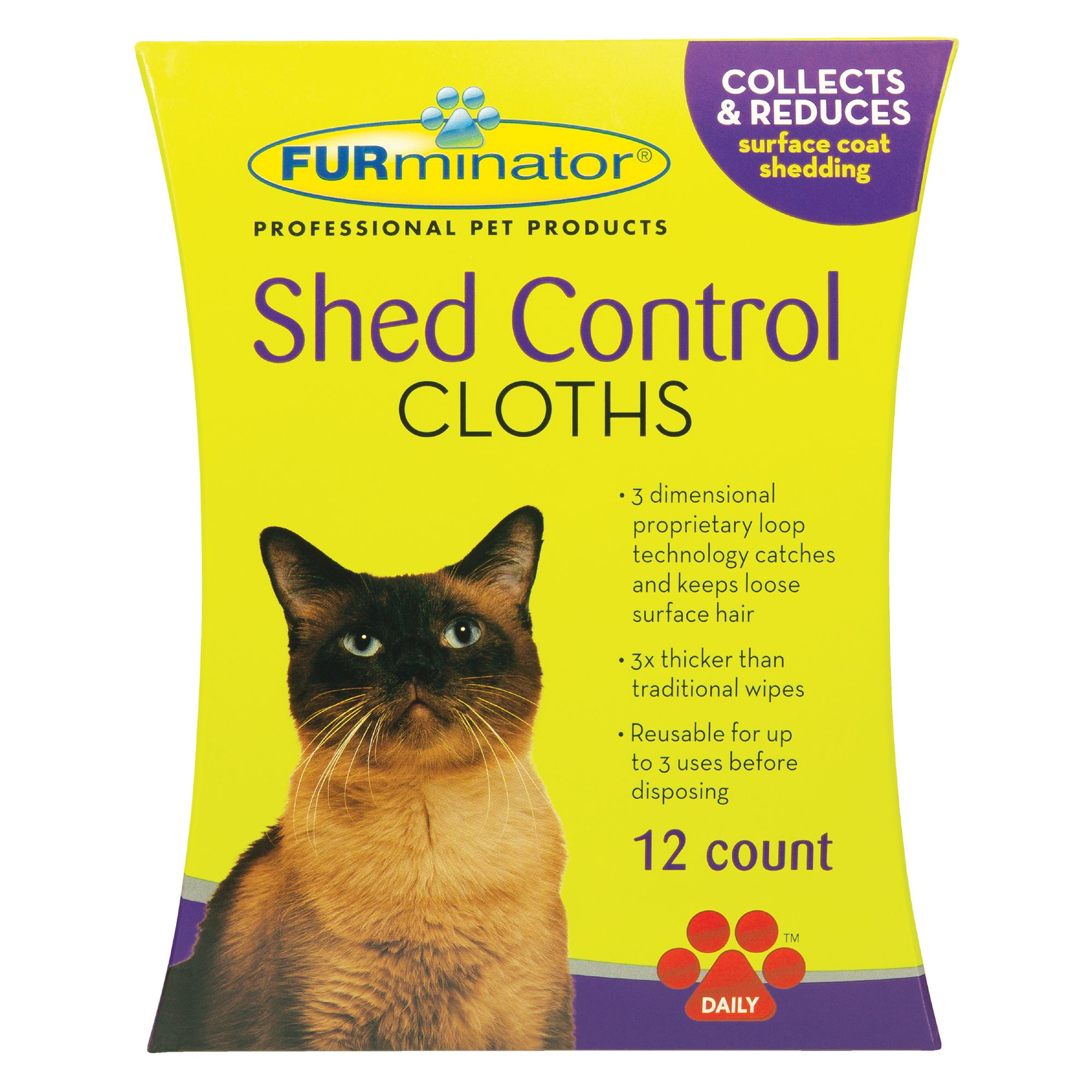 FURminator® Shed Control Cat Cloth 5210903