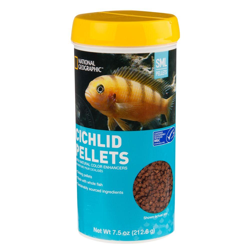 Cichlid usa for Cichlid fish food