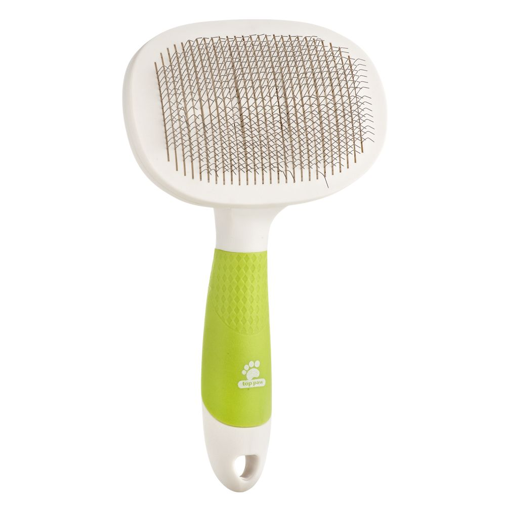 Top Paw Slicker Brush, Multi-Color 5211174