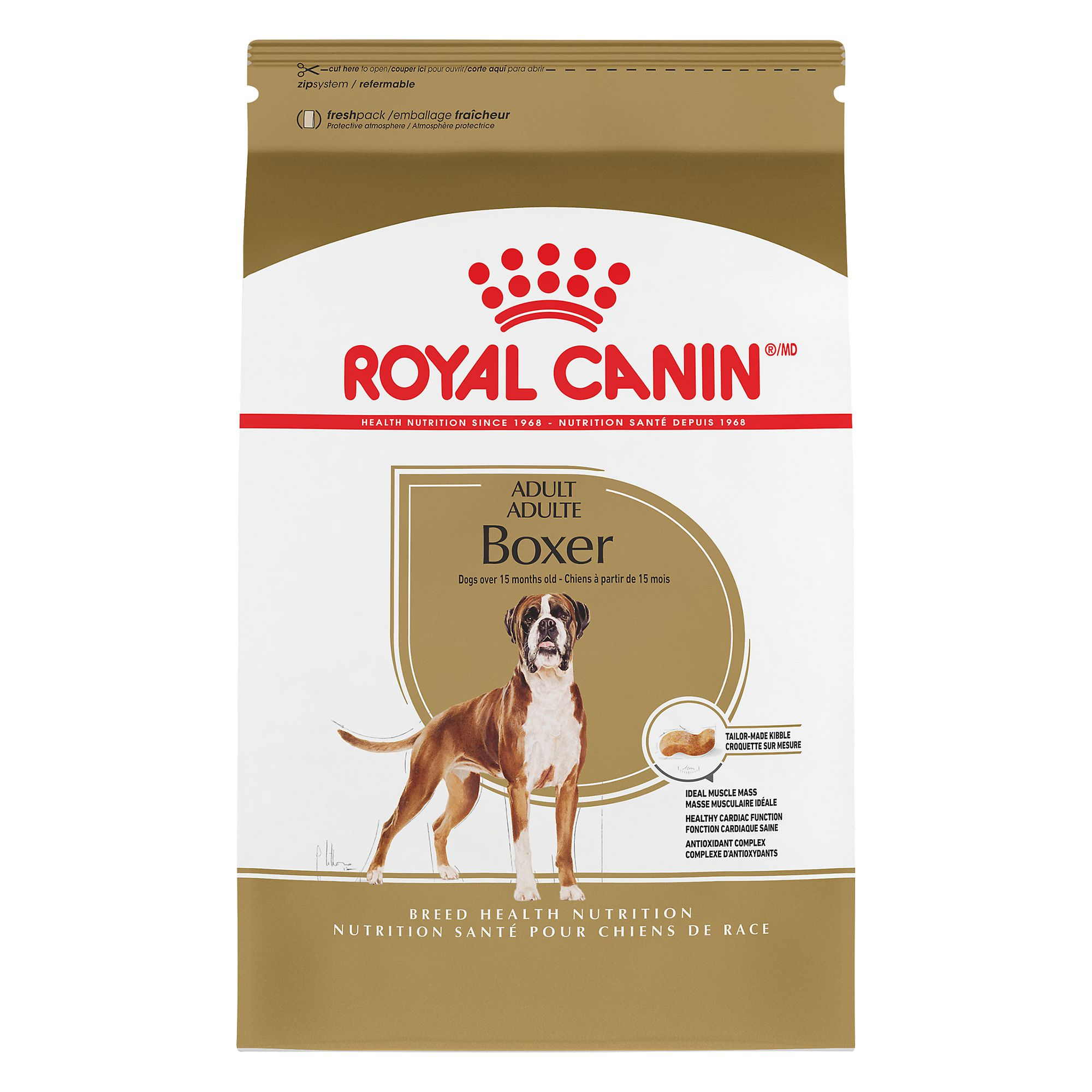 Royal Canin® Breed Health Nutrition, Boxer Adult Dog Food 5211759
