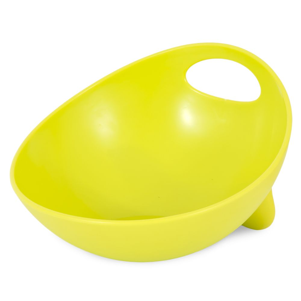 Wetnoz Studio Scoop Dog Dish Size 3 C Pear