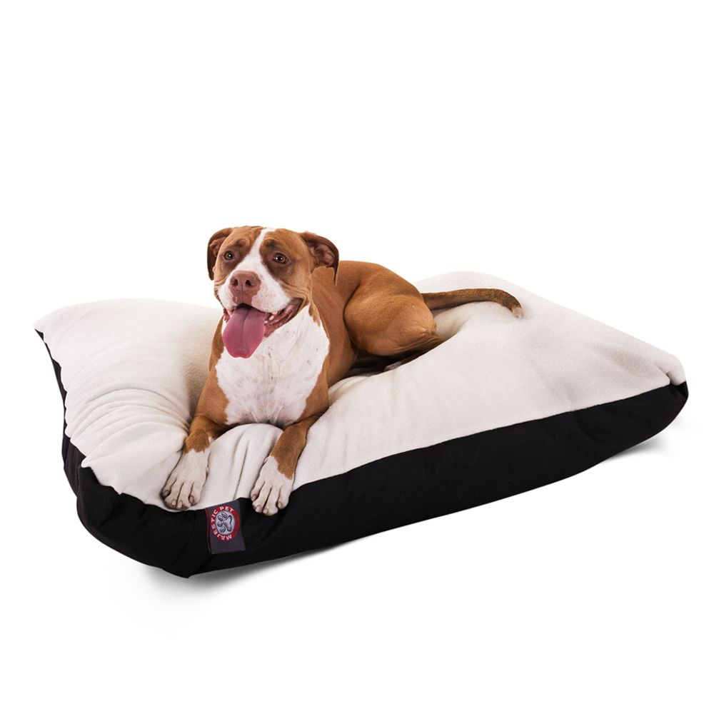 "Majestic Pet Products Rectangle Dog Bed size: 36""L x 48""W x"