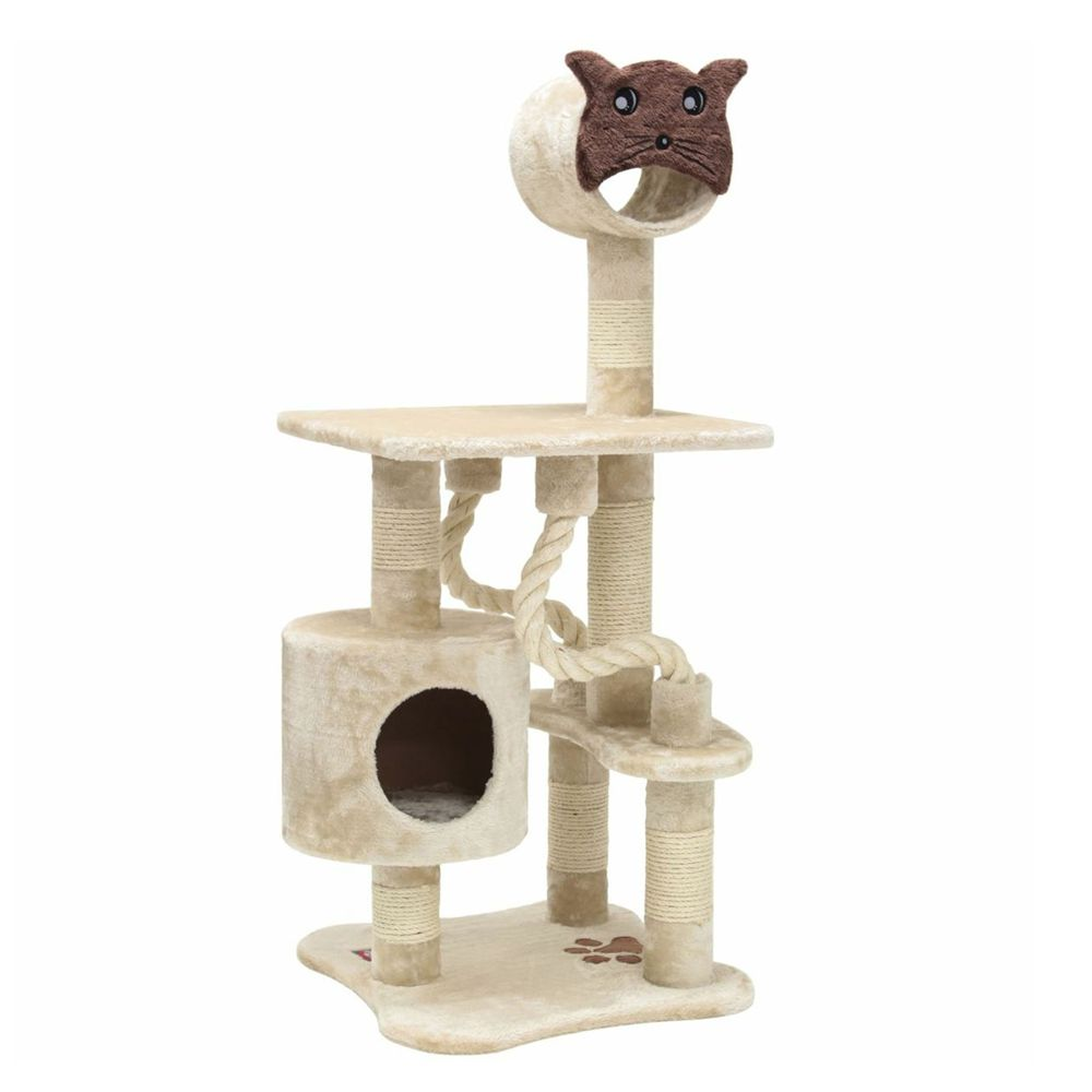 Majestic Pet 49 Casita Cat Tree Beige