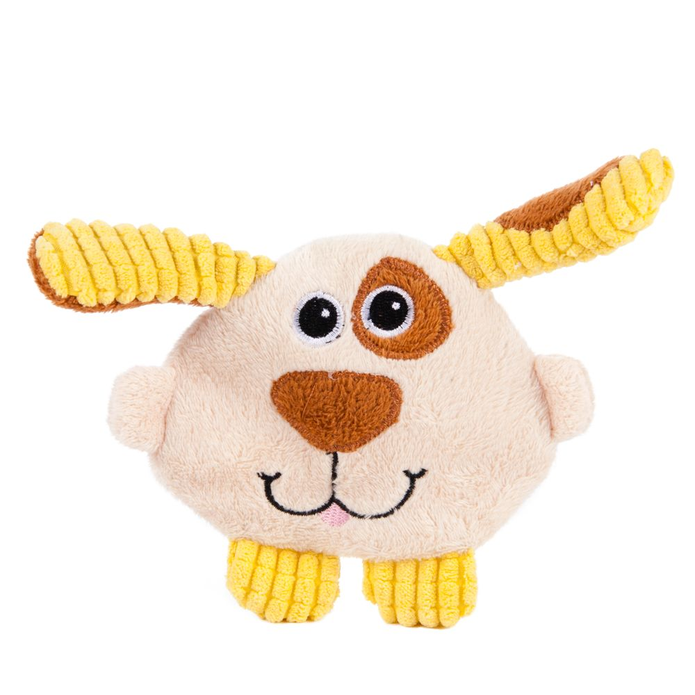 Puppiesrus Flattie Dog Toy Character Varies Multi Color Puppies R Us