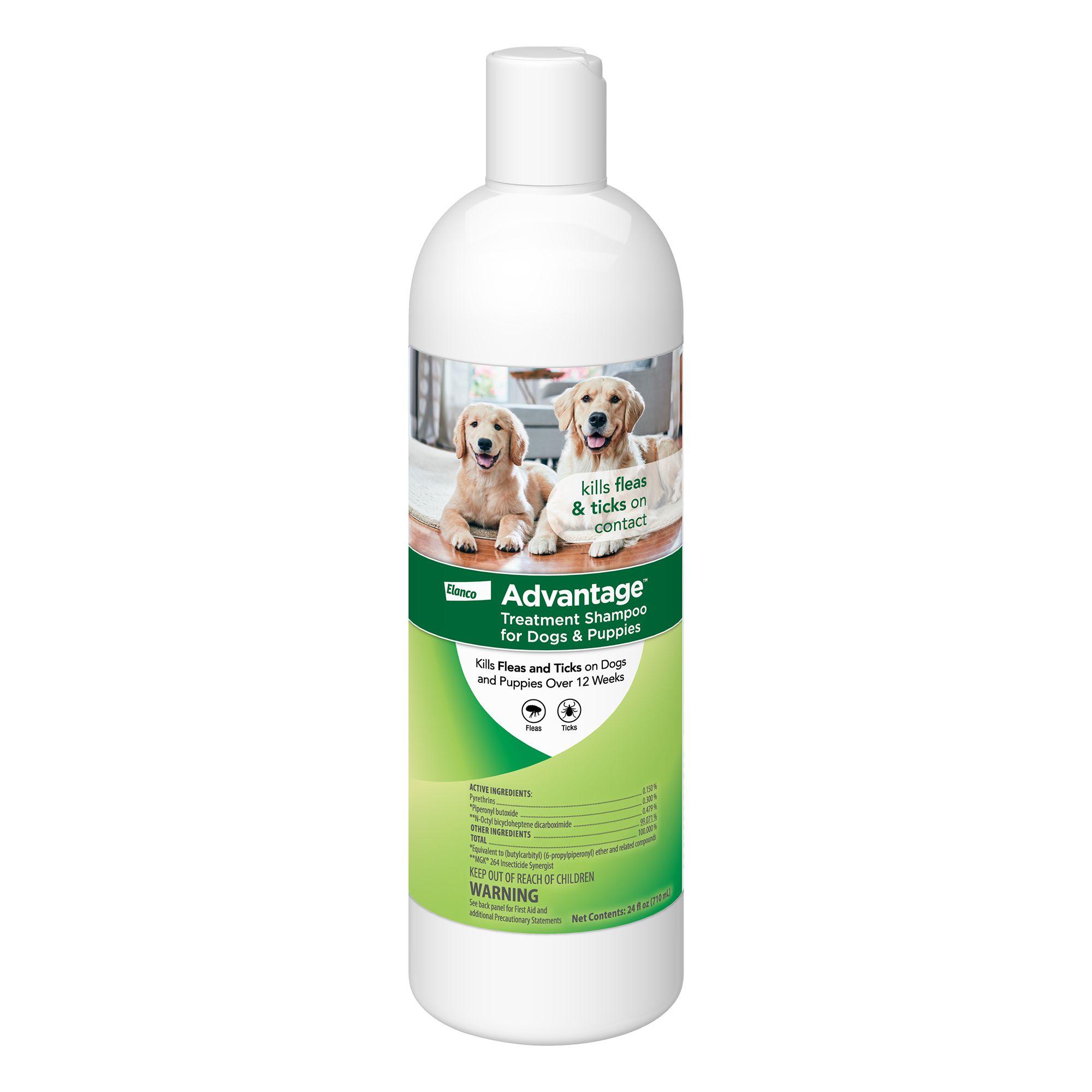 Advantage 24oz Flea And Tick Dog Shampoo
