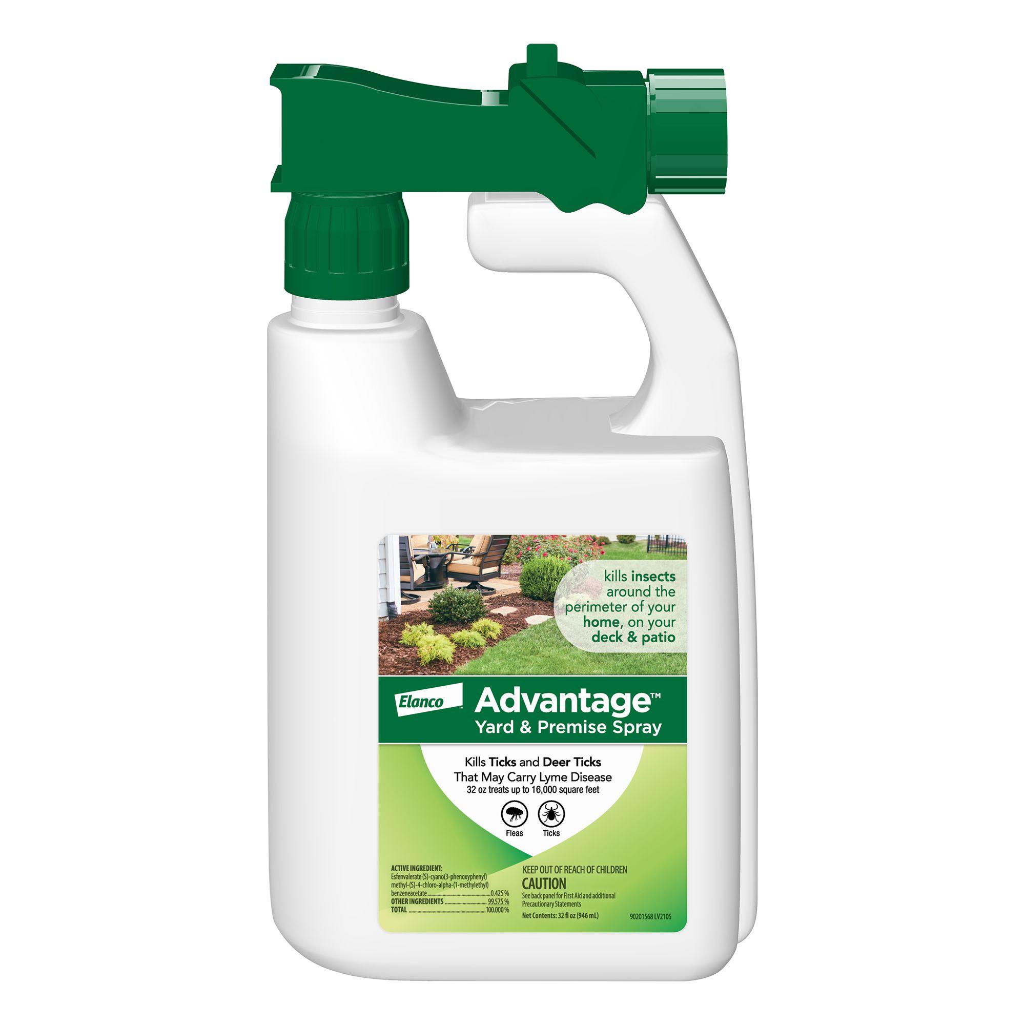 Advantage Yard and Premise Spray 5214386
