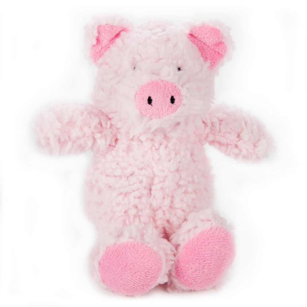 """Puppies""""R""""Us, Fleece Animal Dog Toy (Character Varies) size: Small, Multi-Color 5214432"""