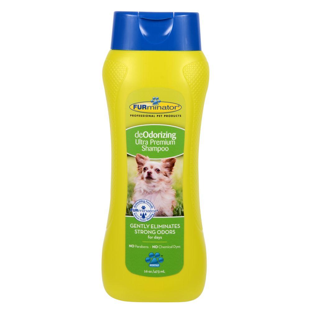 Furminator Deodorizing Ultra Premium Dog Shampoo
