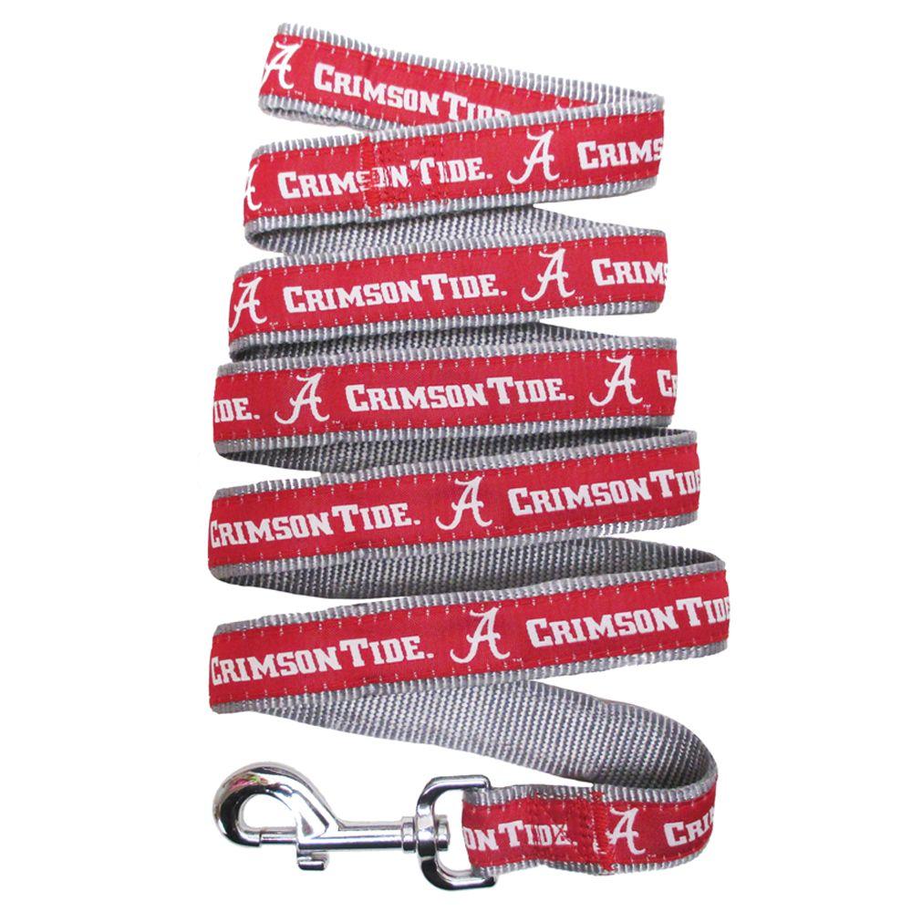 University of Alabama Crimson Tide Leash size: Large, Red 5217838
