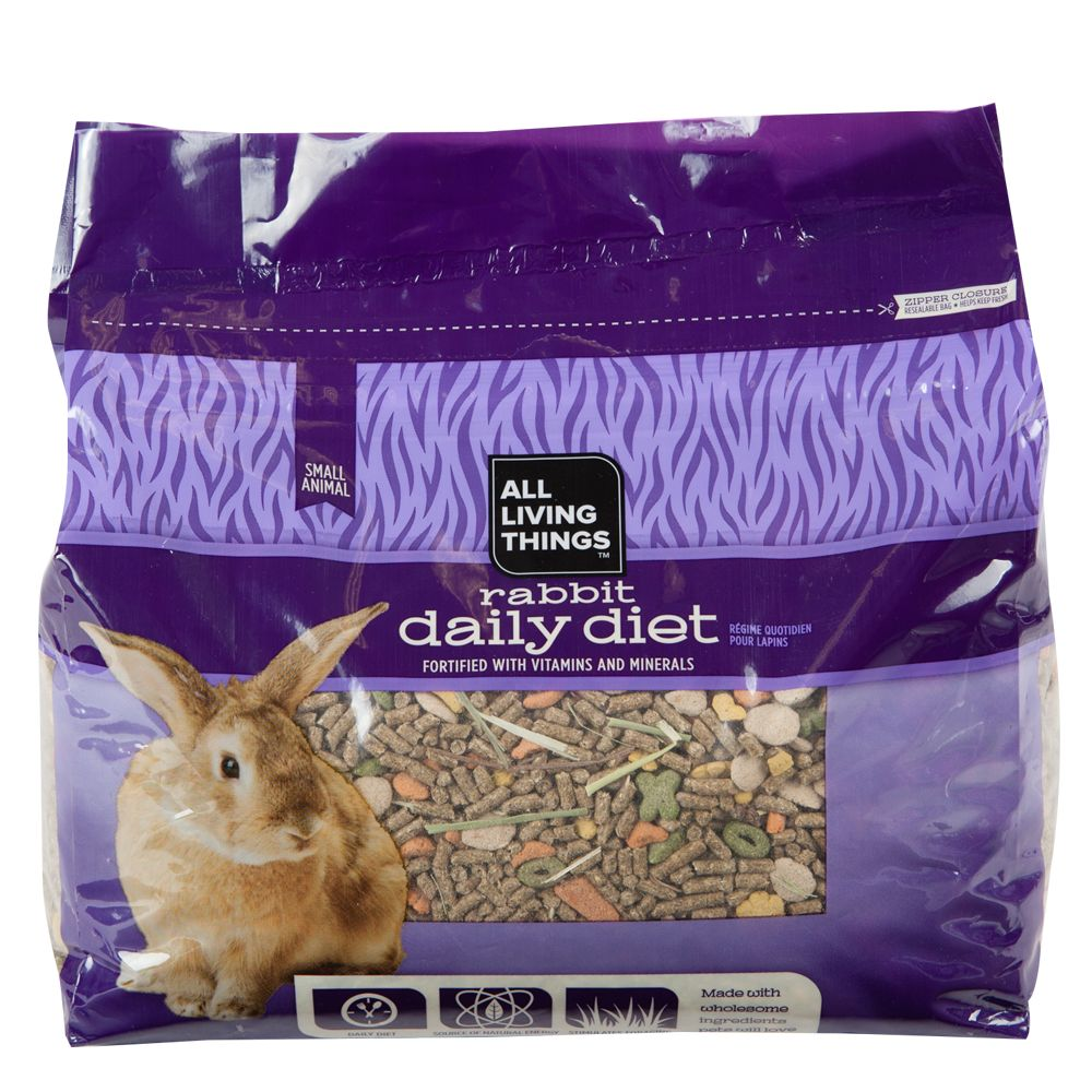 All Living Things® Rabbit Food size: 8 Lb 5219565