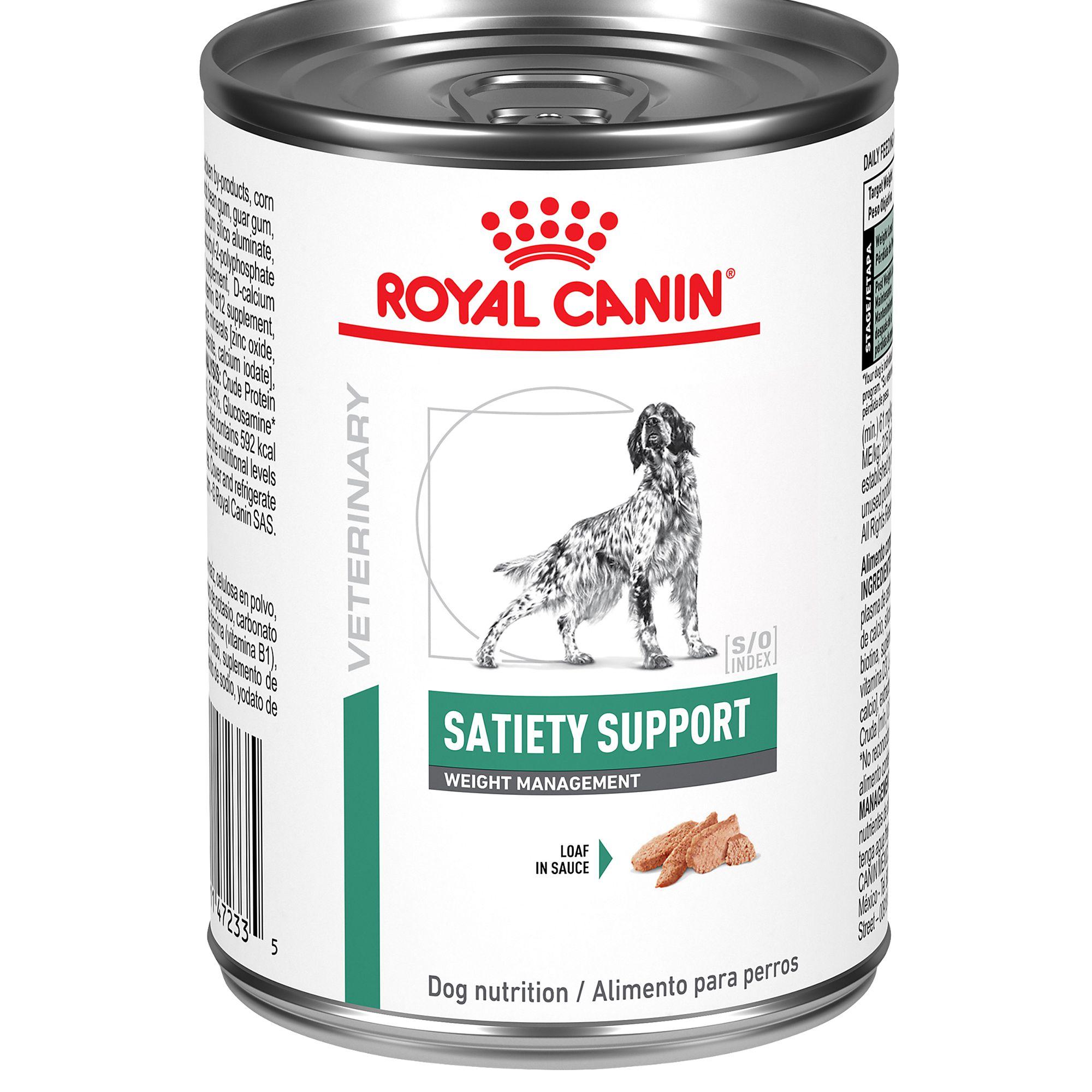 Royal Canin Dog Food Serving Size