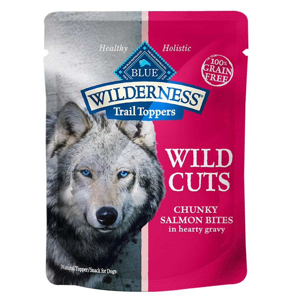 Blue Wilderness® Trail Toppers Grain Free Wild Cuts Dog
