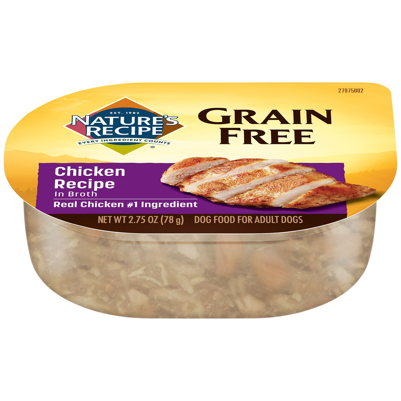 Nature's Recipe Dog Food size: 2.75 Oz