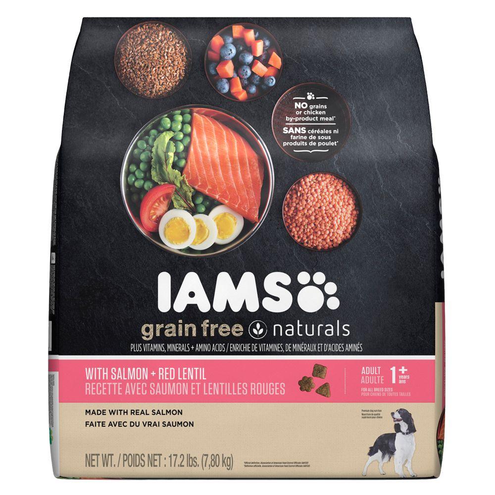 Iams Naturals Adult Dog Food size: 17.2 Lb 5221830