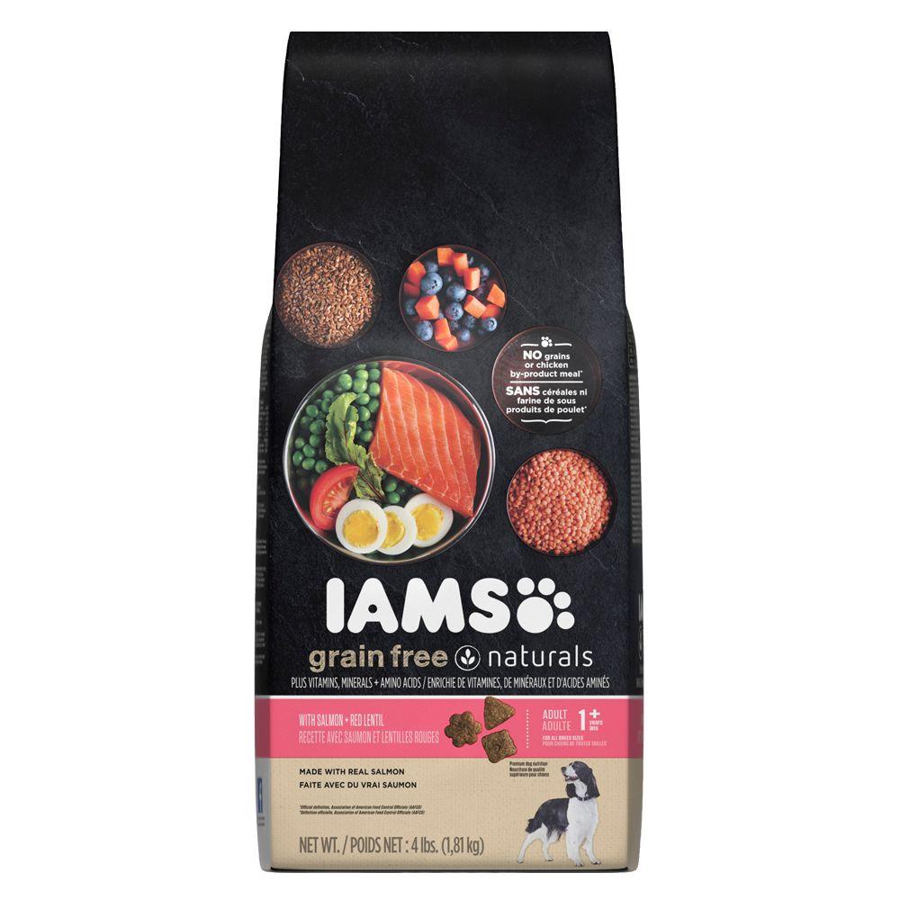 Iams® Naturals Adult Dog Food size: 4 Lb 5221831